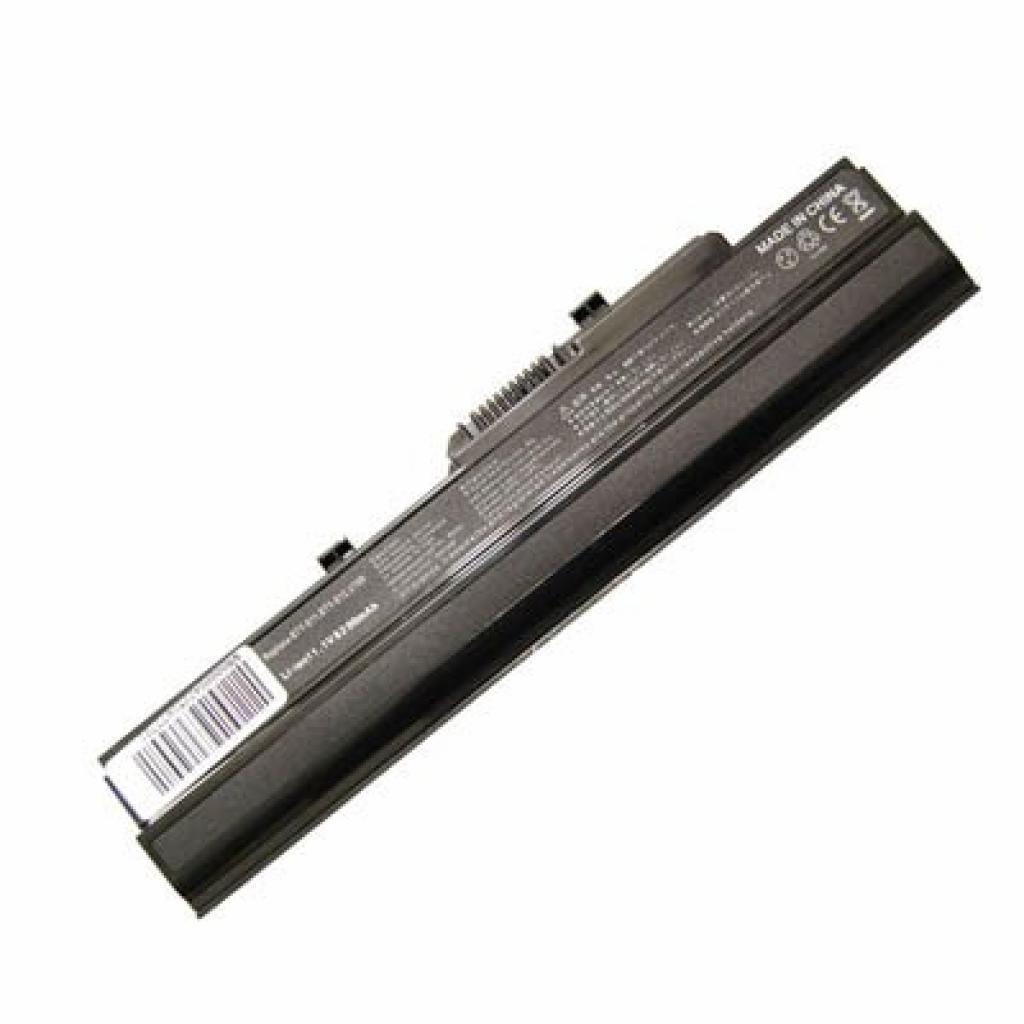 Аккумулятор для ноутбука MSI BTY-S12 BL 52