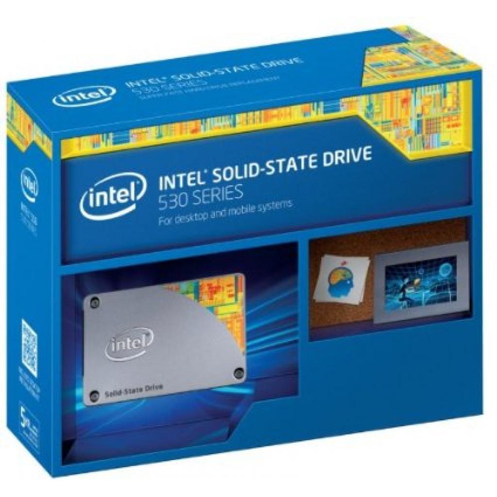 "Накопитель SSD 2.5"" 240GB INTEL (SSDSC2BW240A401) изображение 2"