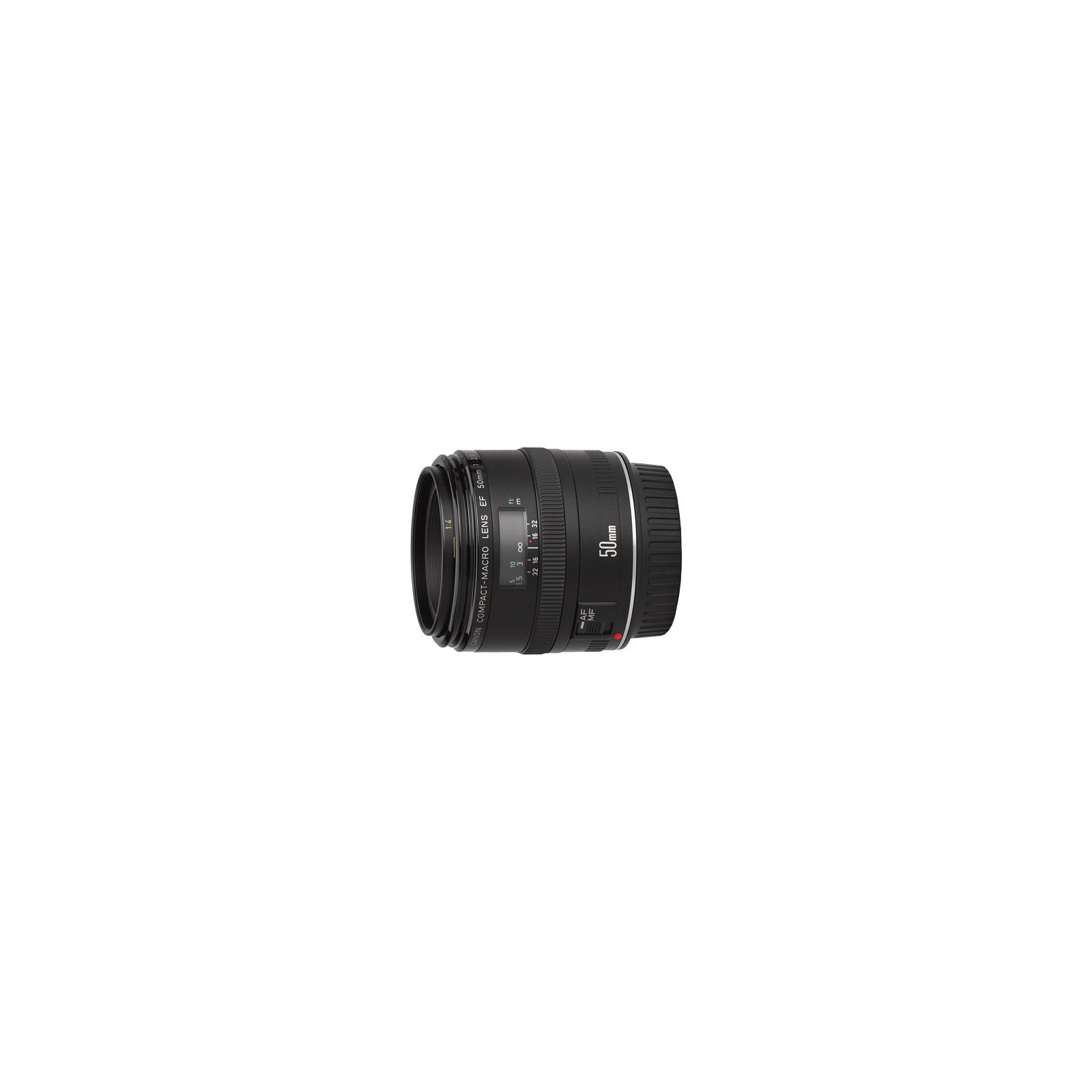 Объектив Canon EF 50mm f/2.5 Macro (2537A012)