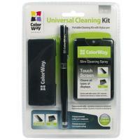 Универсальный чистящий набор ColorWay набір 4в1 для очищення, планшетів, смартфонів (CW-4811)