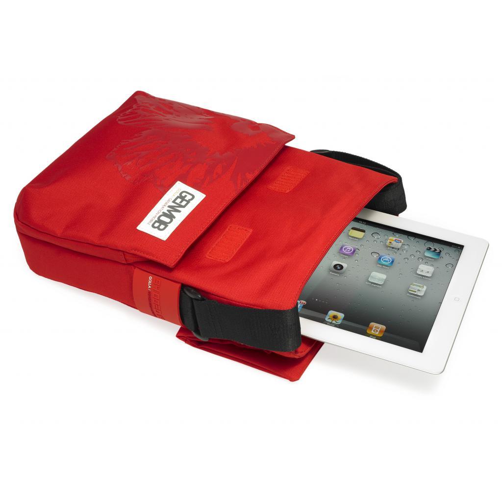 """Сумка для ноутбука Golla 11"""" G BAG ZOE /red (G1288) изображение 2"""
