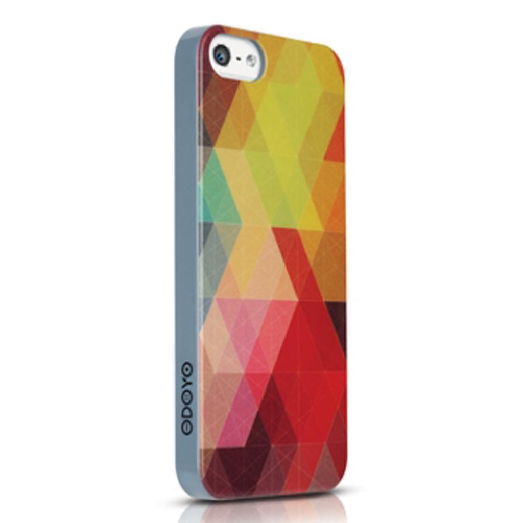 Чехол для моб. телефона ODOYO iPhone 5/5s CUBEN CUBEN FIBER (PH357CF) изображение 3