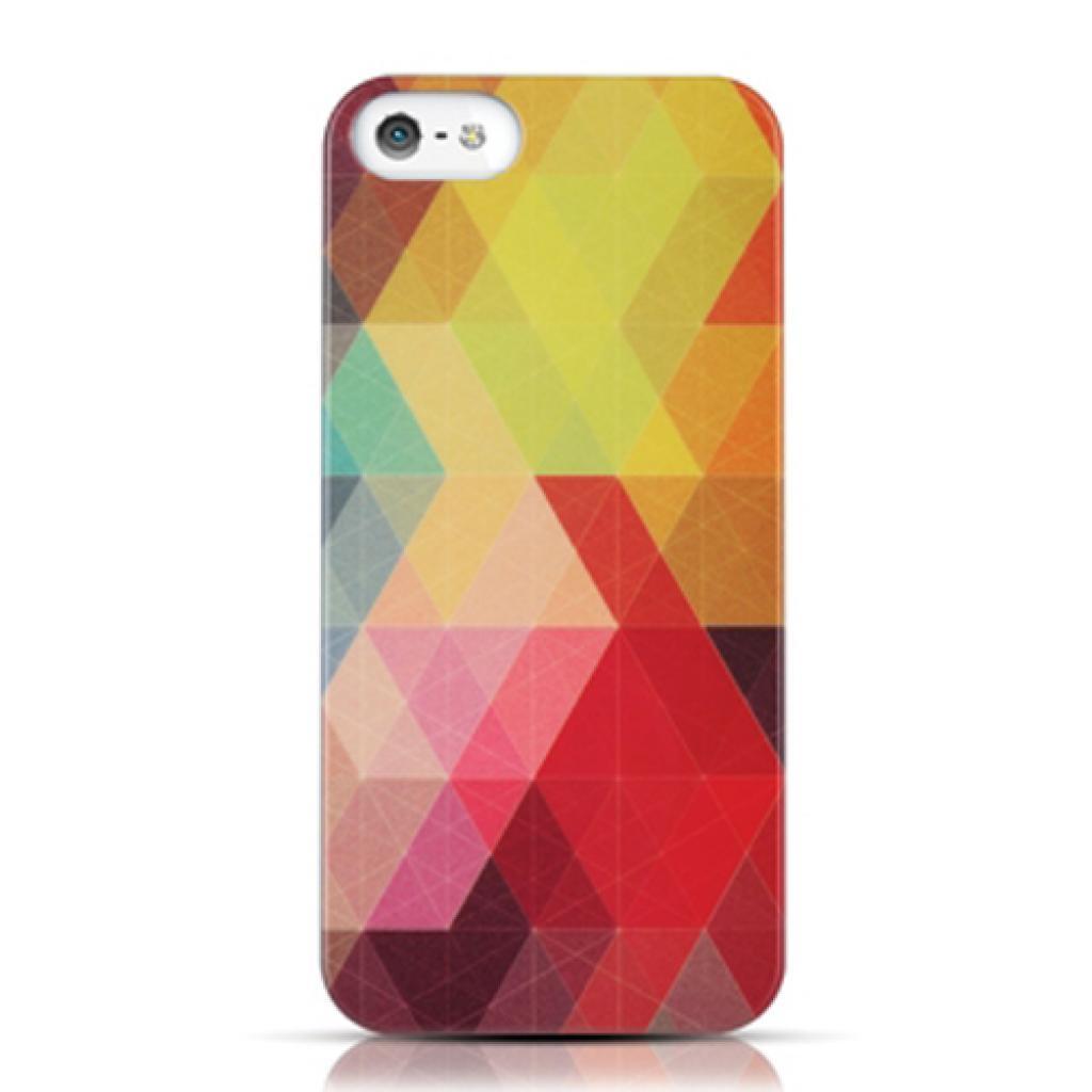 Чехол для моб. телефона ODOYO iPhone 5/5s CUBEN CUBEN FIBER (PH357CF)