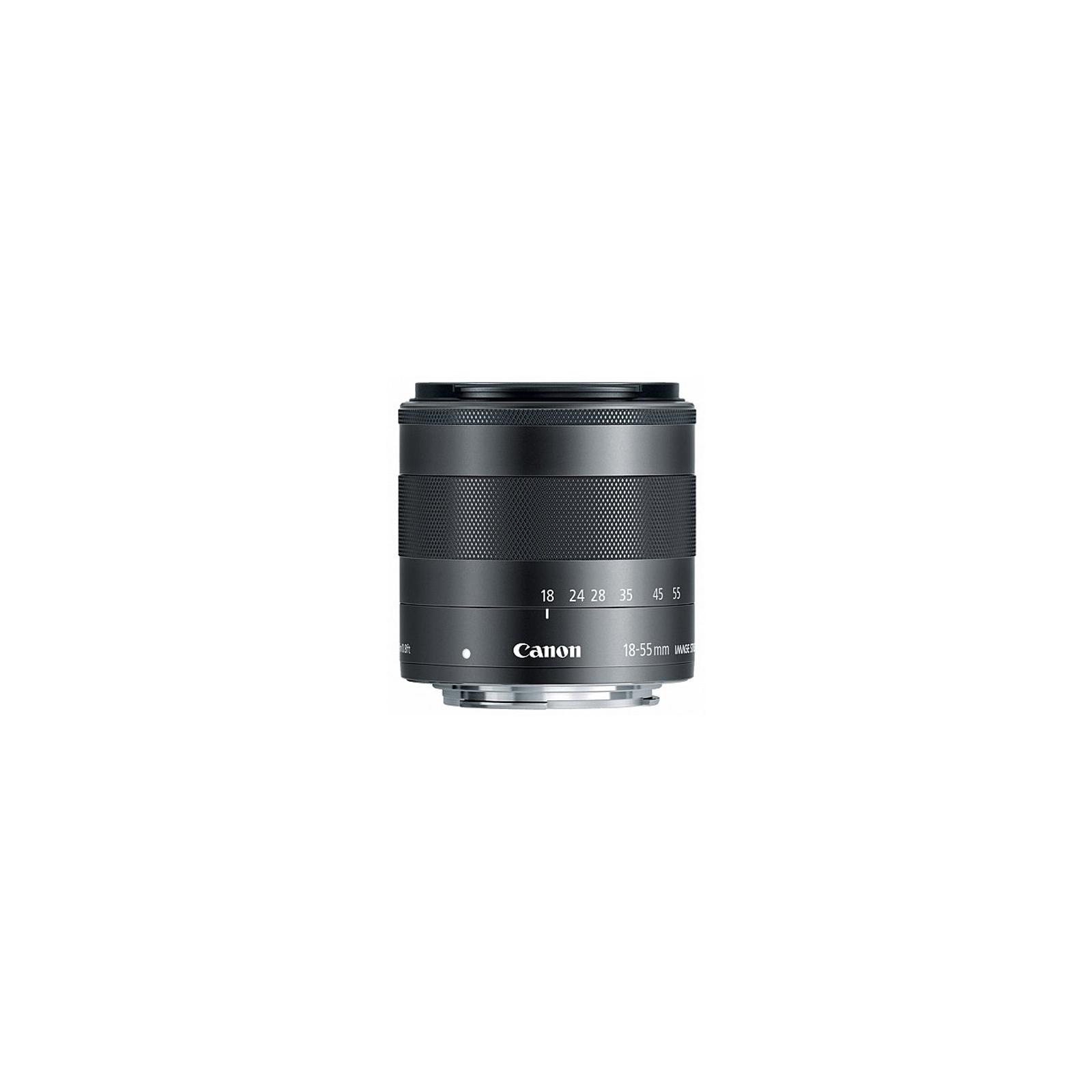 Объектив Canon EF-M 18-55mm f/3.5-5.6 IS STM (5984B005) изображение 3