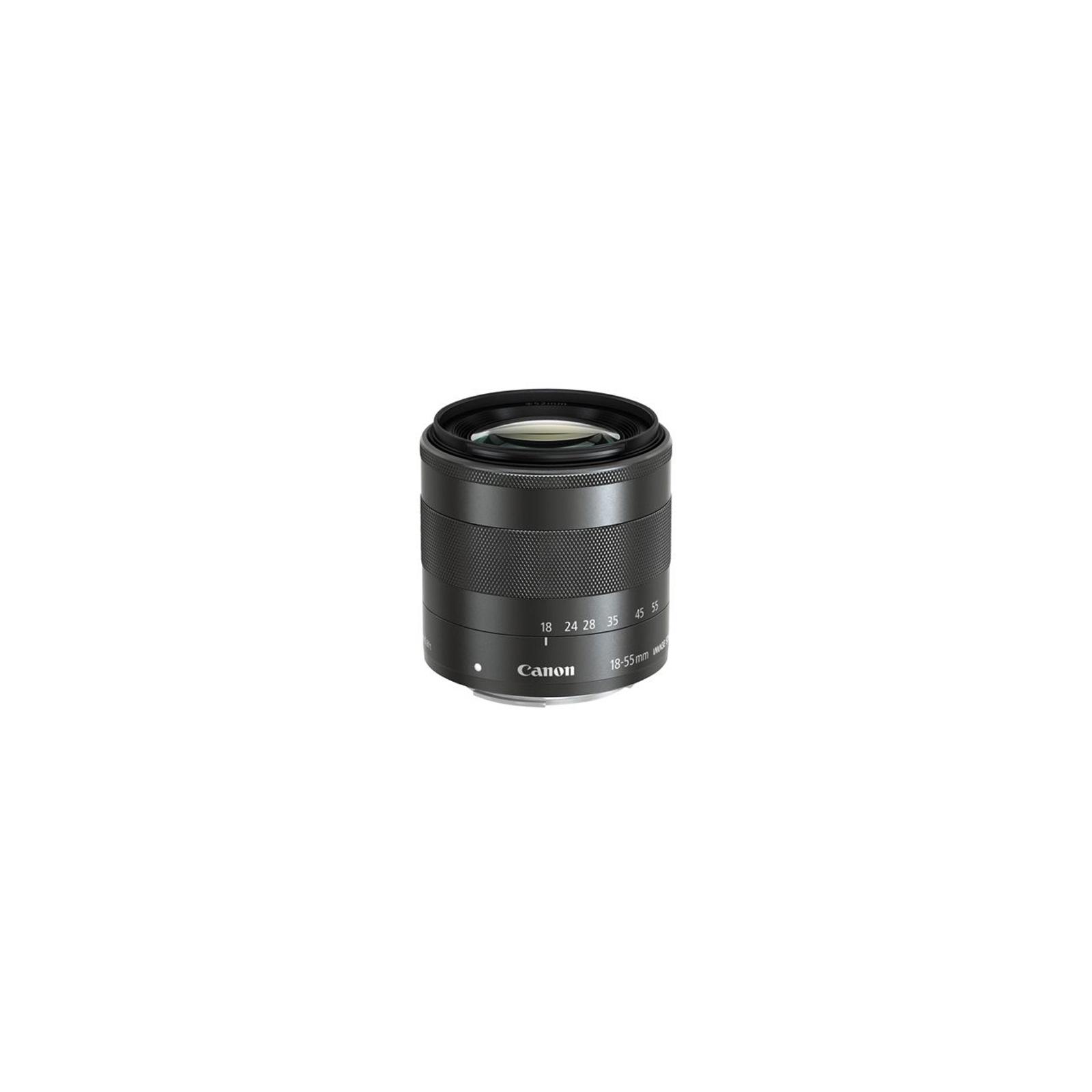 Объектив Canon EF-M 18-55mm f/3.5-5.6 IS STM (5984B005) изображение 4