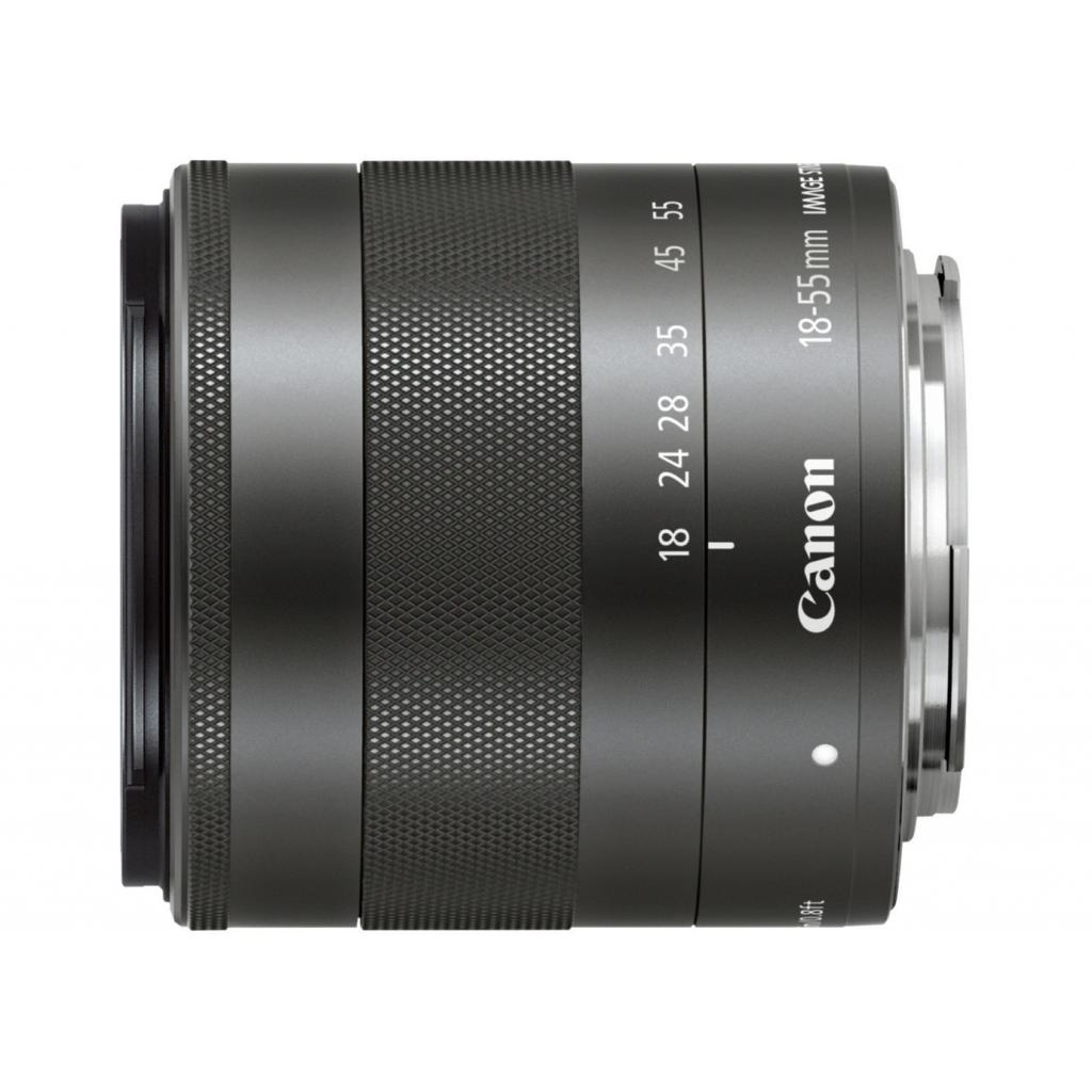 Объектив Canon EF-M 18-55mm f/3.5-5.6 IS STM (5984B005)