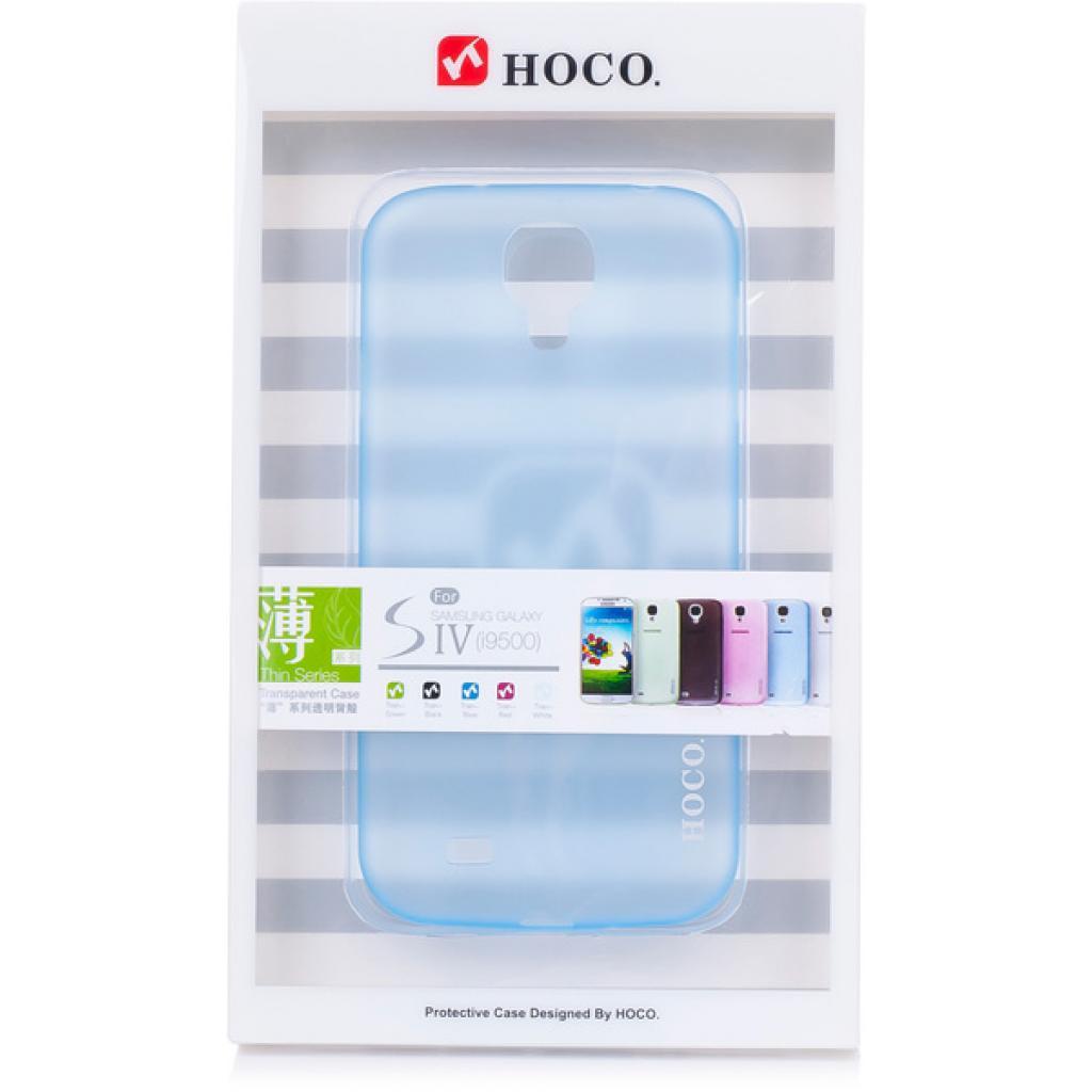 Чехол для моб. телефона HOCO для Samsung I9500 Galaxy S4 Ultra Thin/ HS-L002/Blue (6095697)