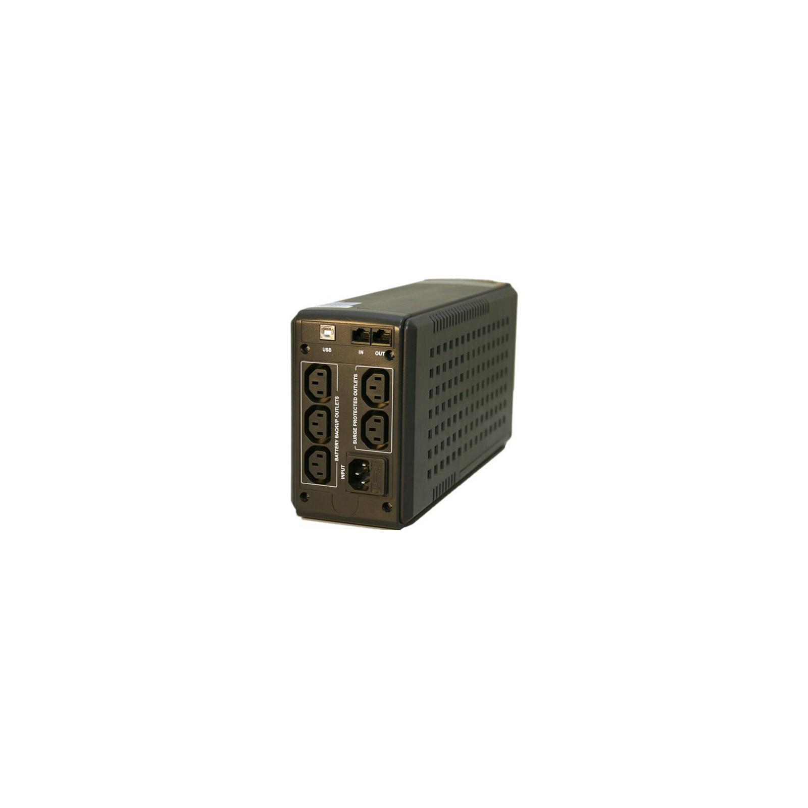 Источник бесперебойного питания Powercom Smart King Pro SKP-500A (SKP-500A) изображение 2