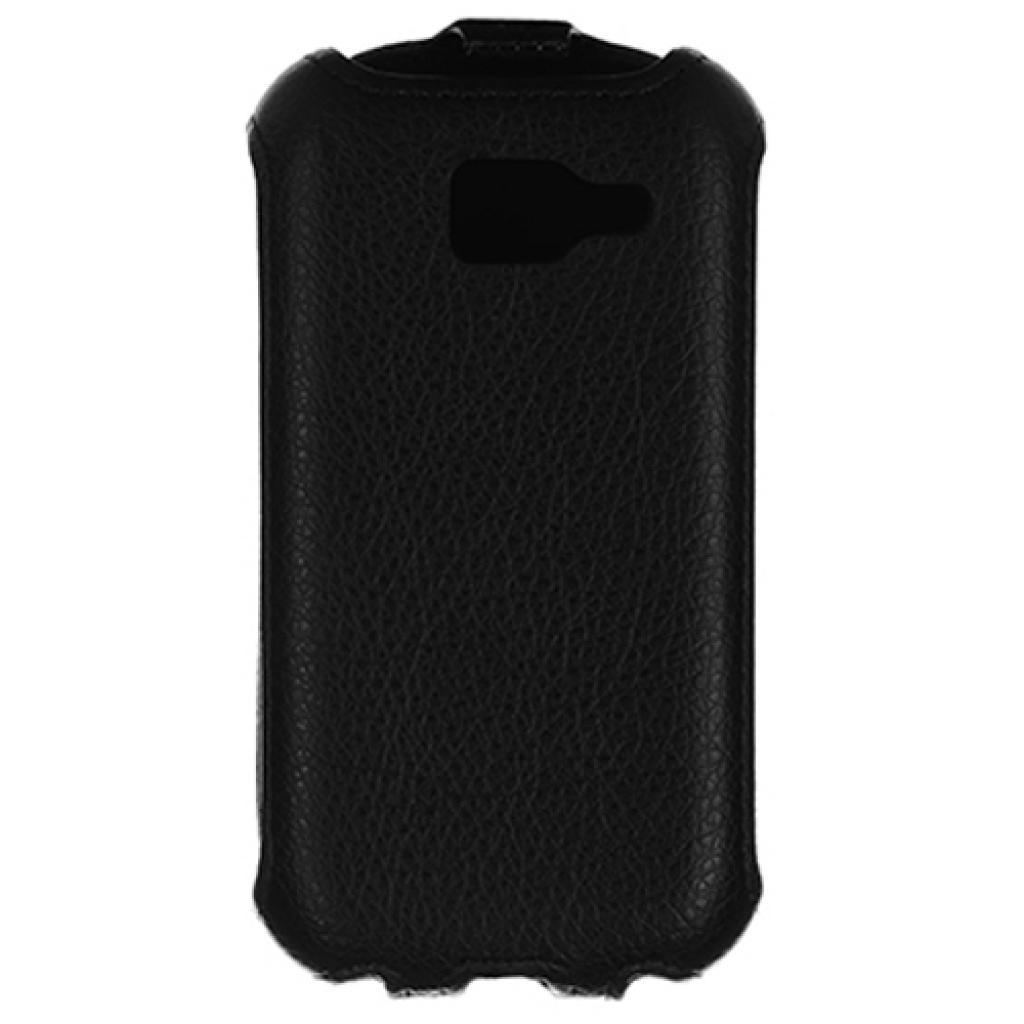 Чехол для моб. телефона для Samsung Galaxy Trend S7390 (Black) Lux-flip Drobak (216090) изображение 2