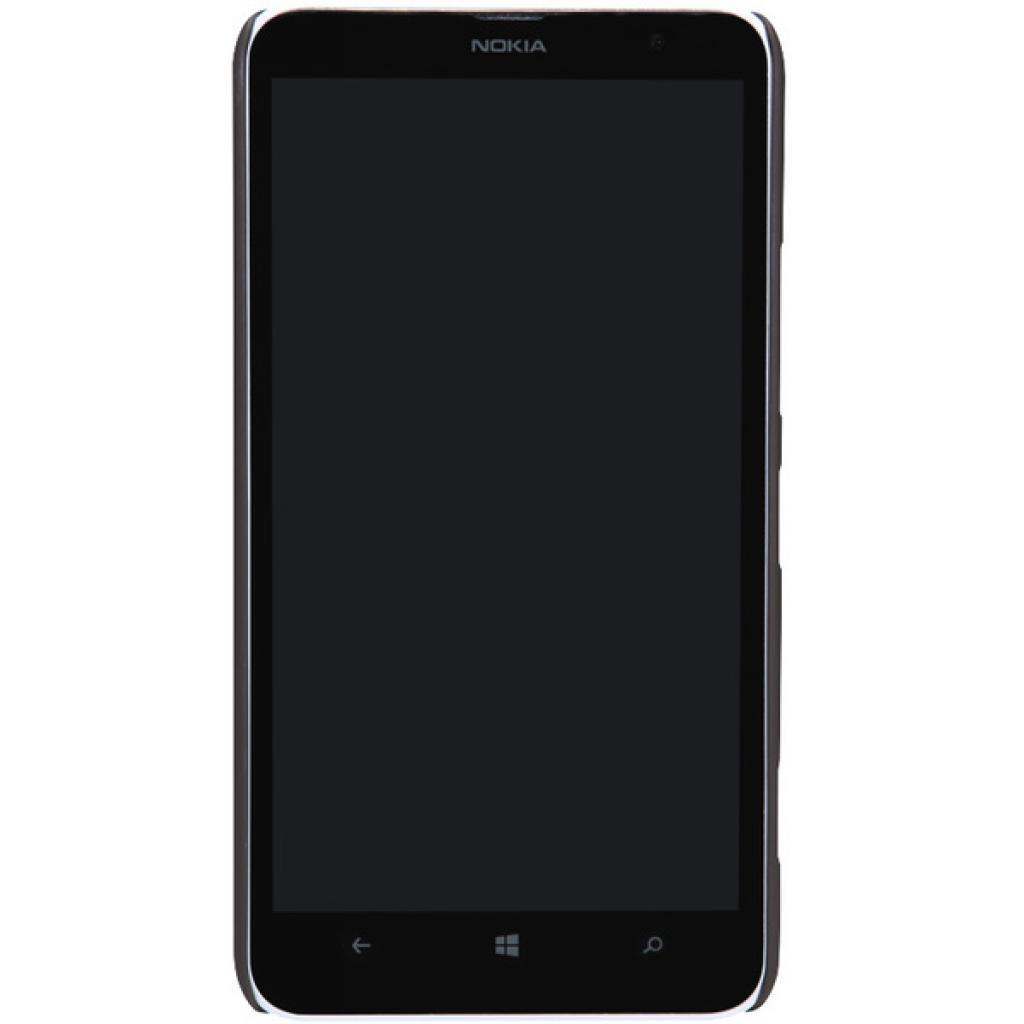 Чехол для моб. телефона NILLKIN для Nokia Lumia 20 /Super Frosted Shield/Brown (6135219) изображение 5