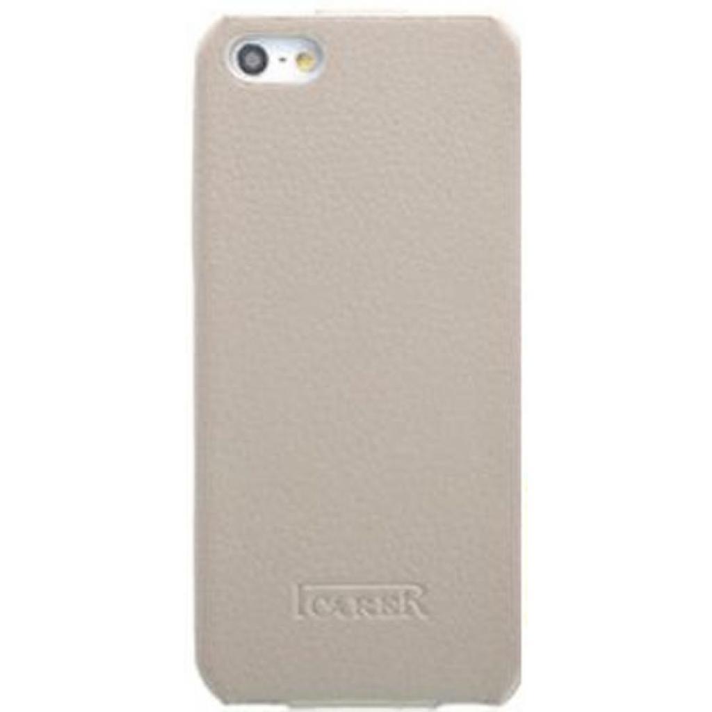 Чехол для моб. телефона i-Carer iPhone 5 white (RIP504WH) изображение 2