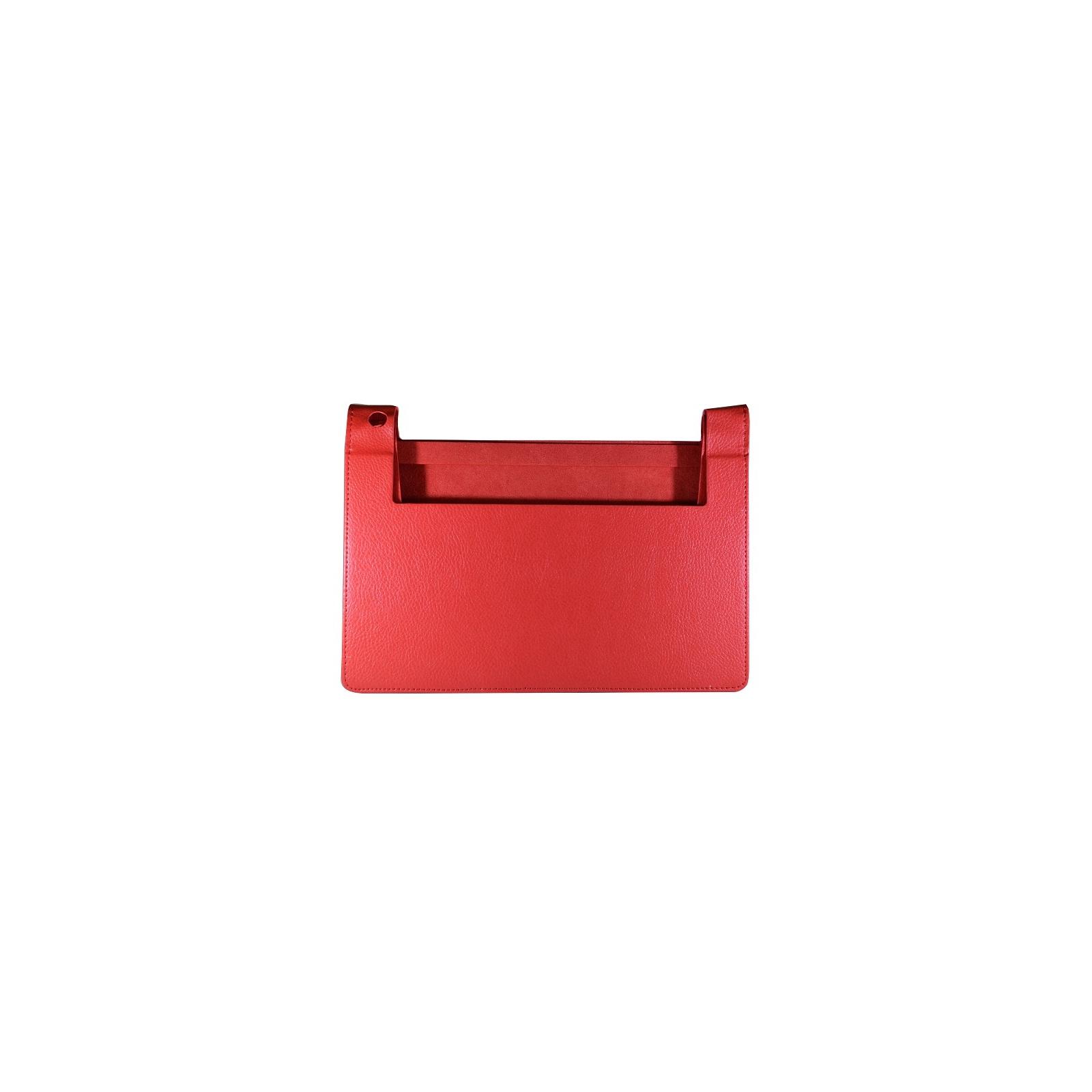 "Чехол для планшета Pro-case 10,1"" Pro-case Lenovo B8080 red (B8080r) изображение 2"