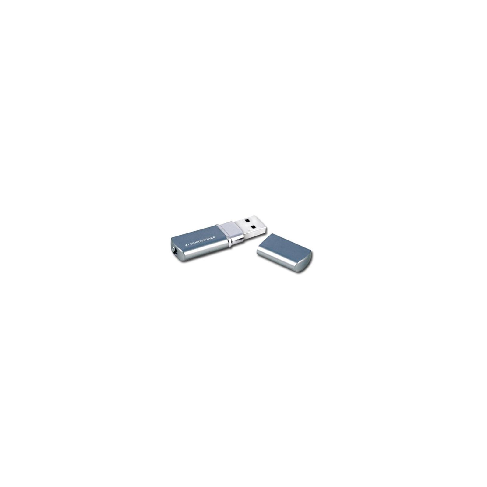 USB флеш накопитель Silicon Power 16Gb LuxMini 720 deep blue (SP016GBUF2720V1D) изображение 3