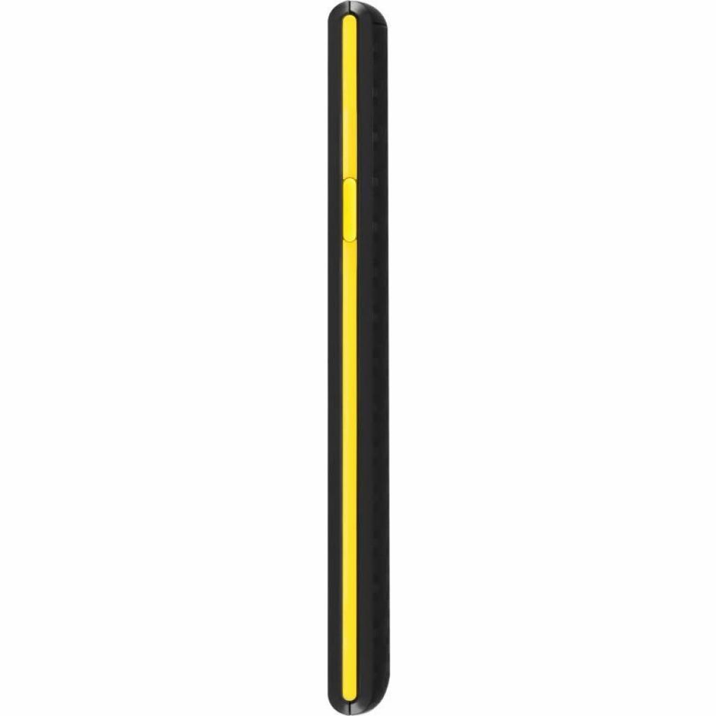 Мобильный телефон PHILIPS S307 Black-Yellow (8712581736125) изображение 4