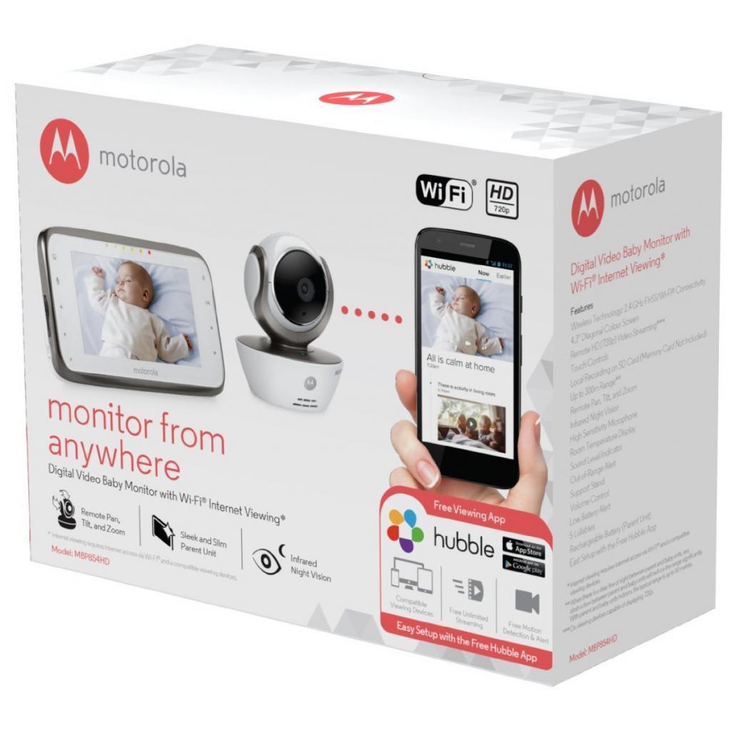 Видеоняня Motorola MBP854 Connect HD (Гр6272) изображение 5