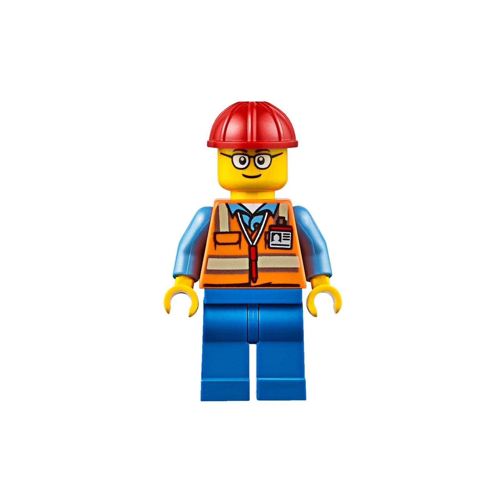 Конструктор LEGO City Fire Пожарный грузовик (60111) изображение 8