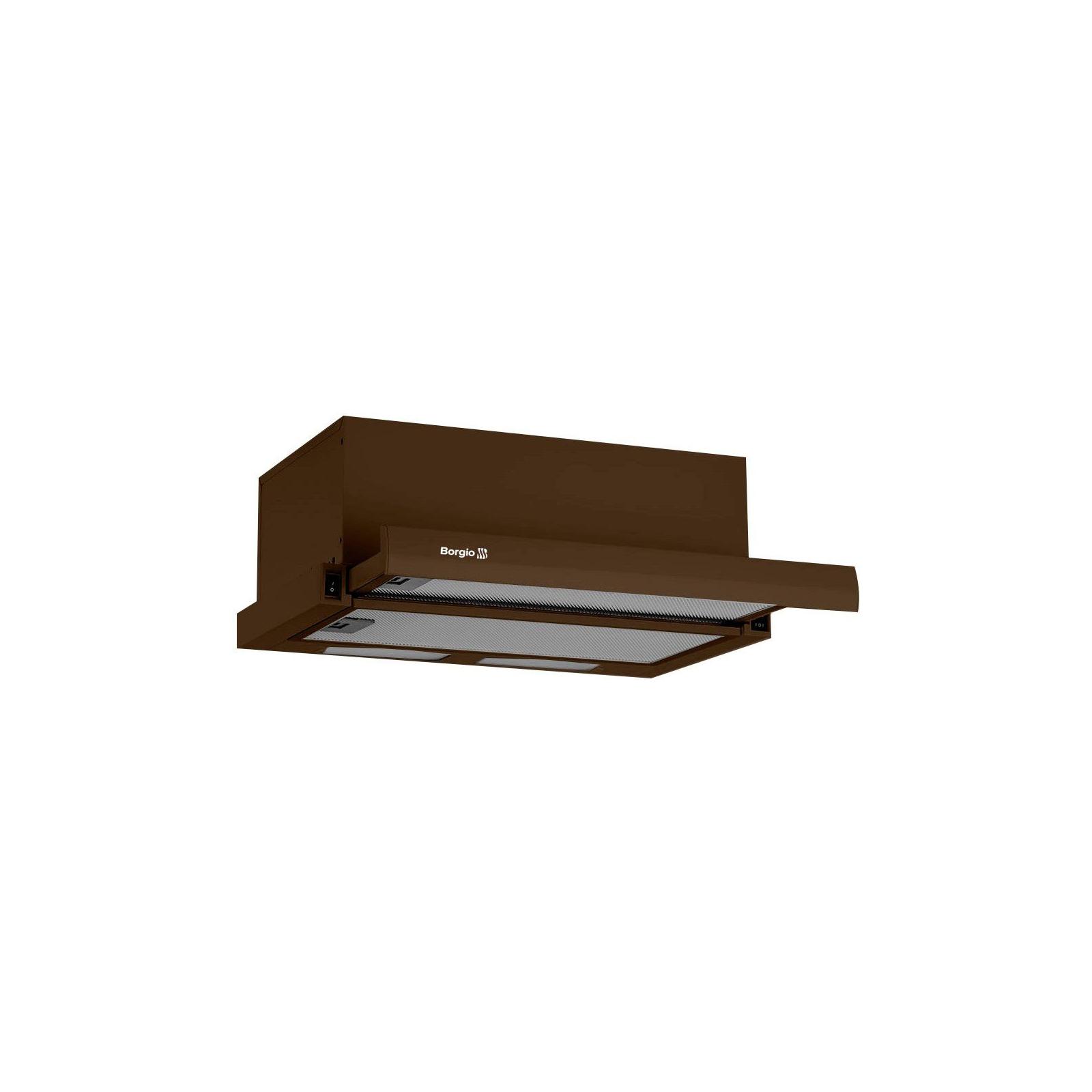 Вытяжка кухонная Borgio SLIM(2M) 50 inox