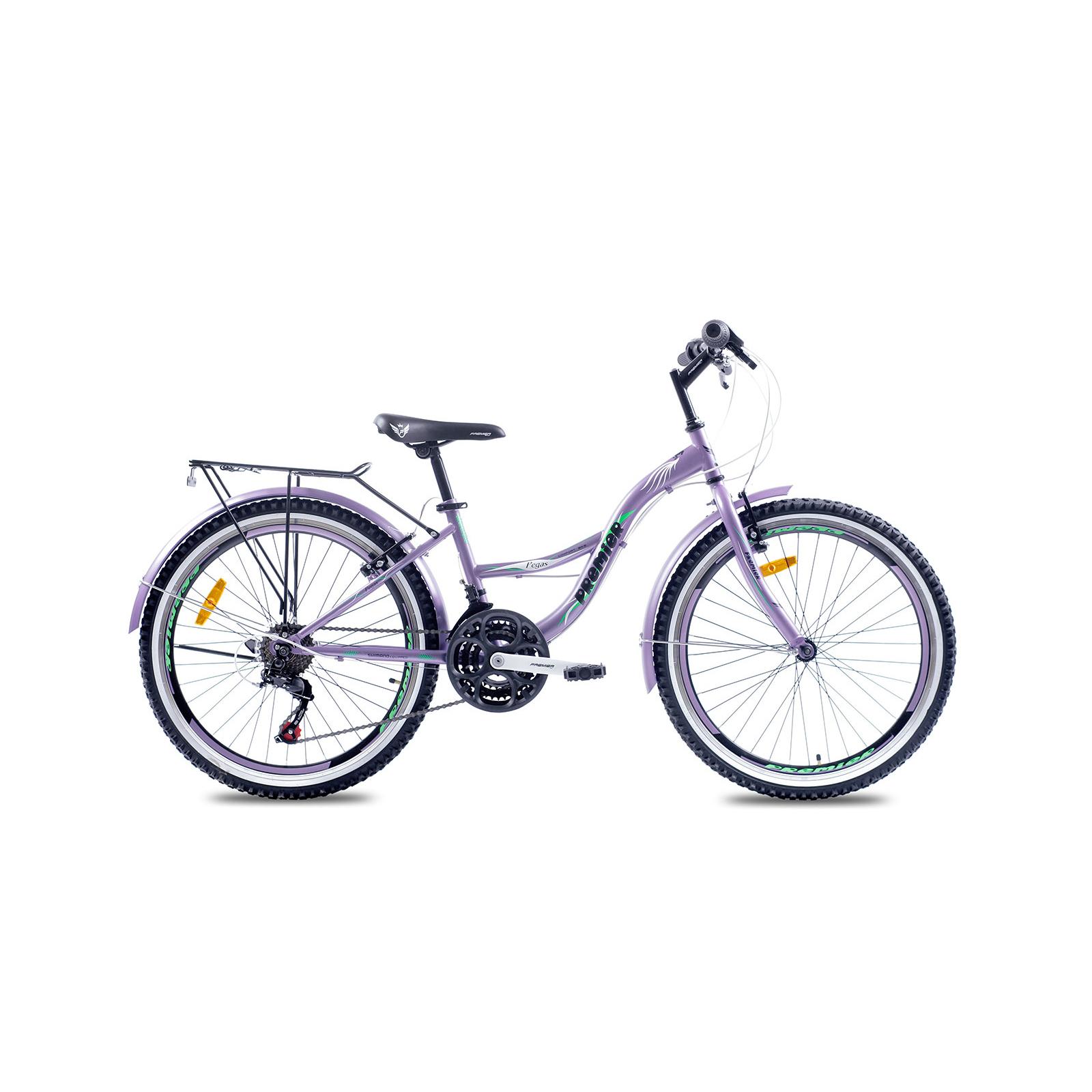 """Велосипед Premier Pegas24 2016 13"""" пурпурный (ЦБ0000350)"""