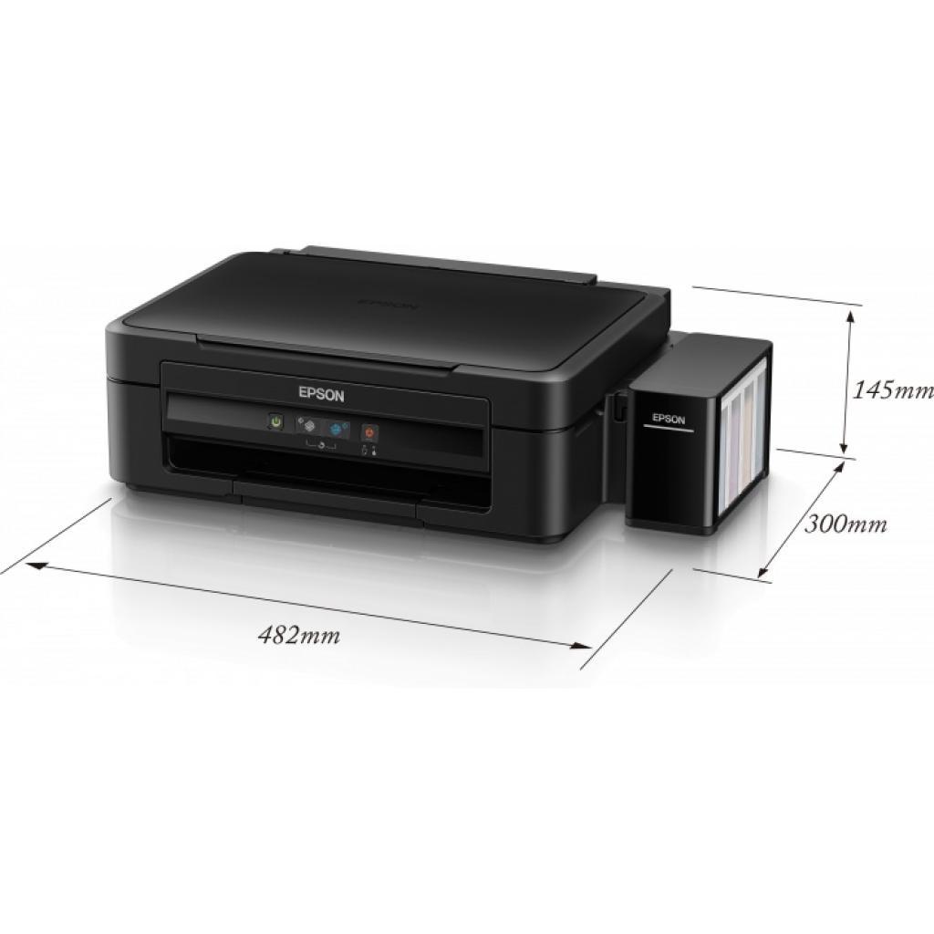 Многофункциональное устройство EPSON L222 (C11CE56403) изображение 4