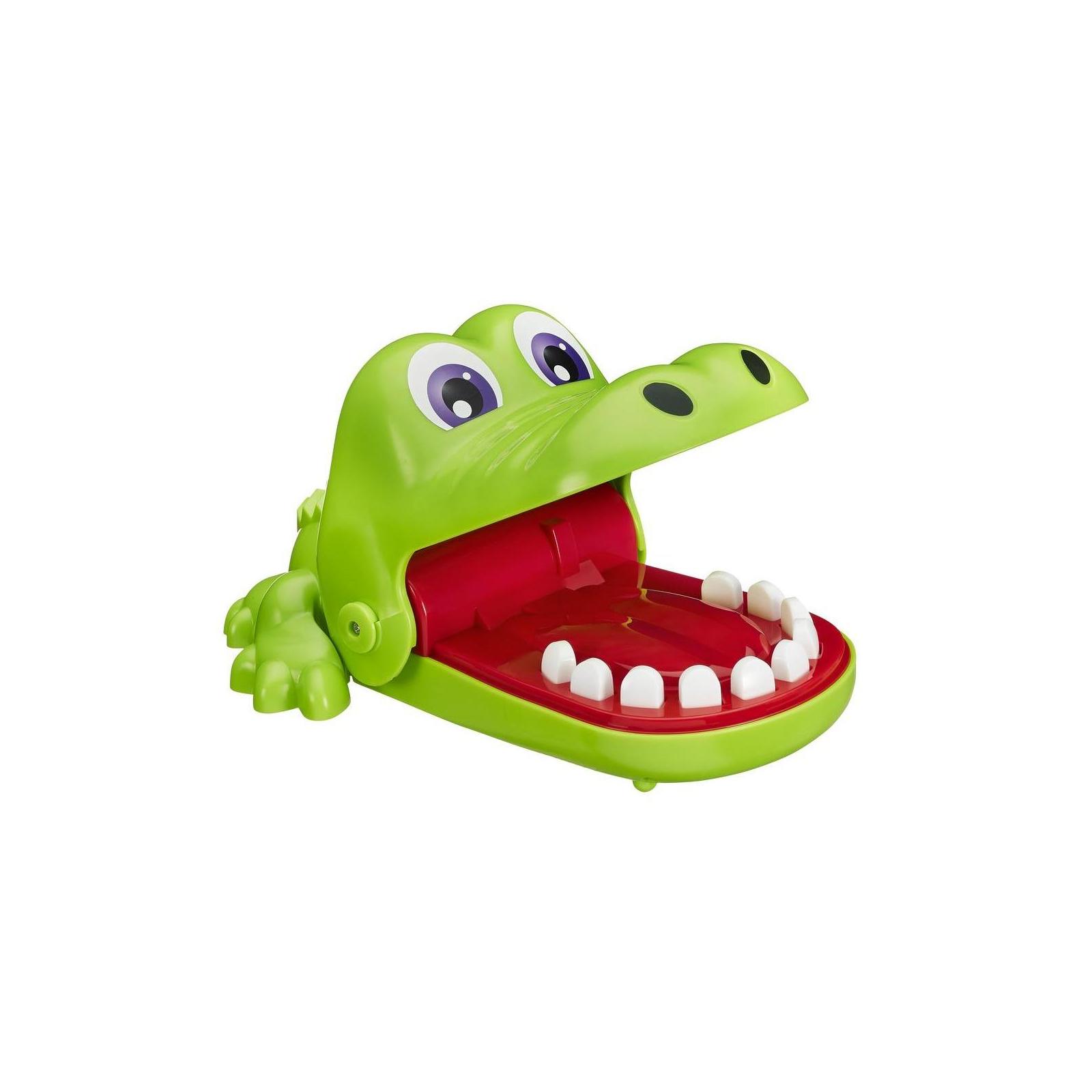 Настольная игра Hasbro Крокодильчик Дантист (B0408) изображение 2