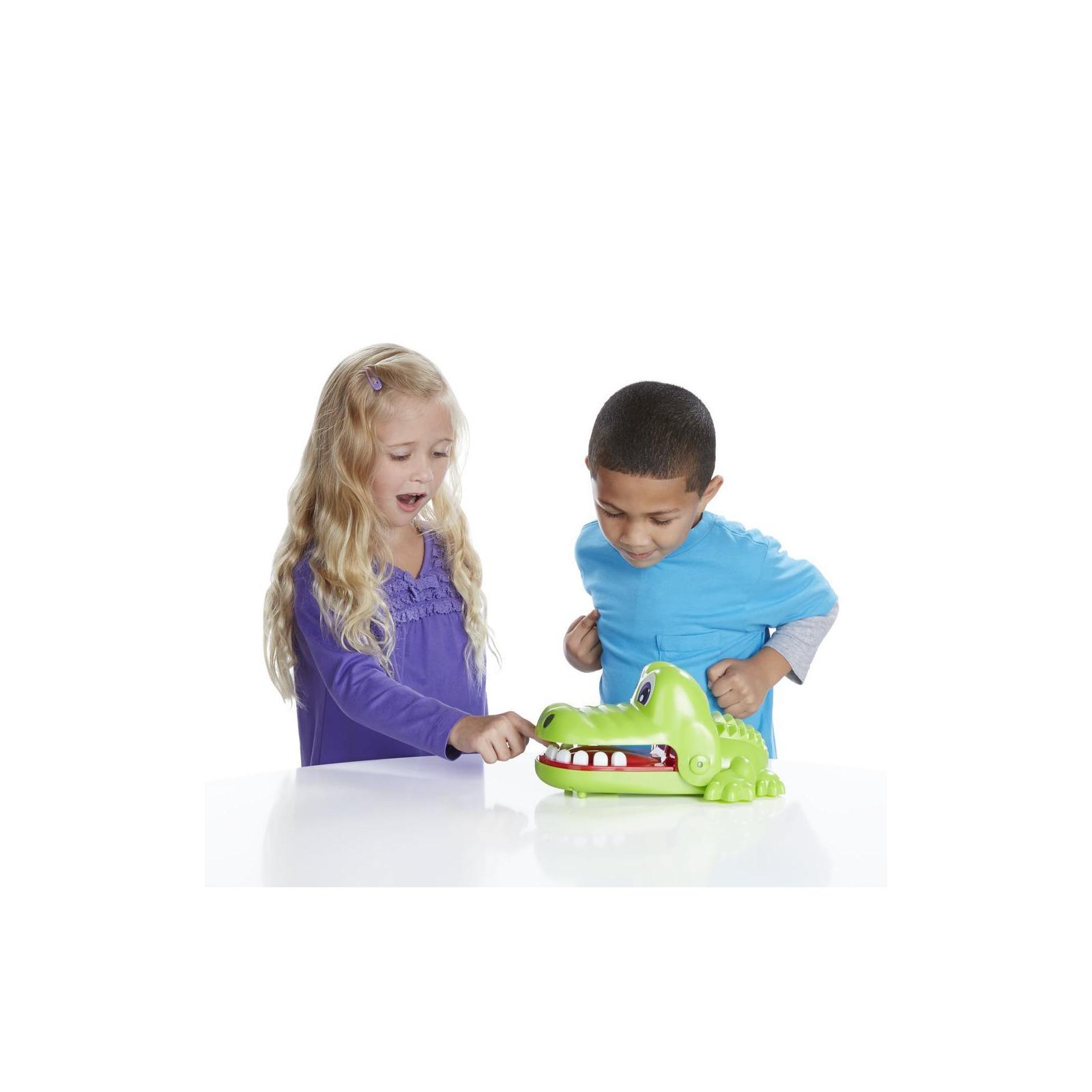 Настольная игра Hasbro Крокодильчик Дантист (B0408) изображение 5