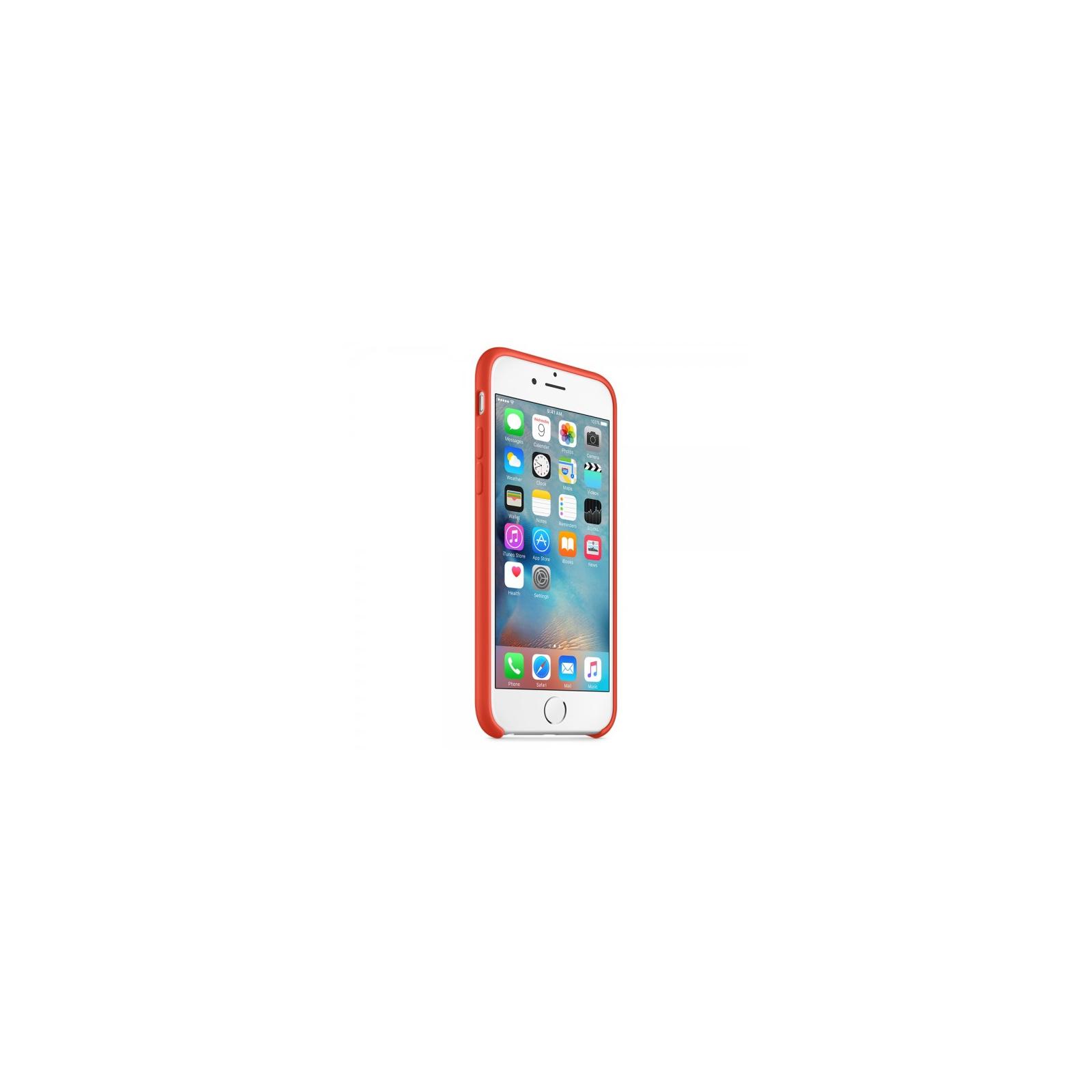 Чехол для моб. телефона Apple для iPhone 6/6s Orange (MKY62ZM/A) изображение 3