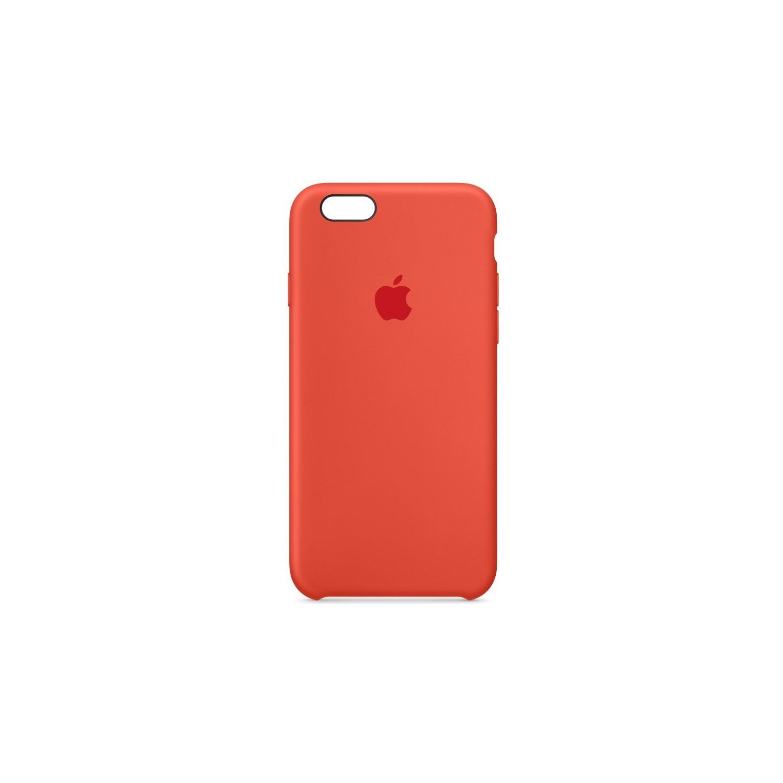 Чехол для моб. телефона Apple для iPhone 6/6s Orange (MKY62ZM/A)