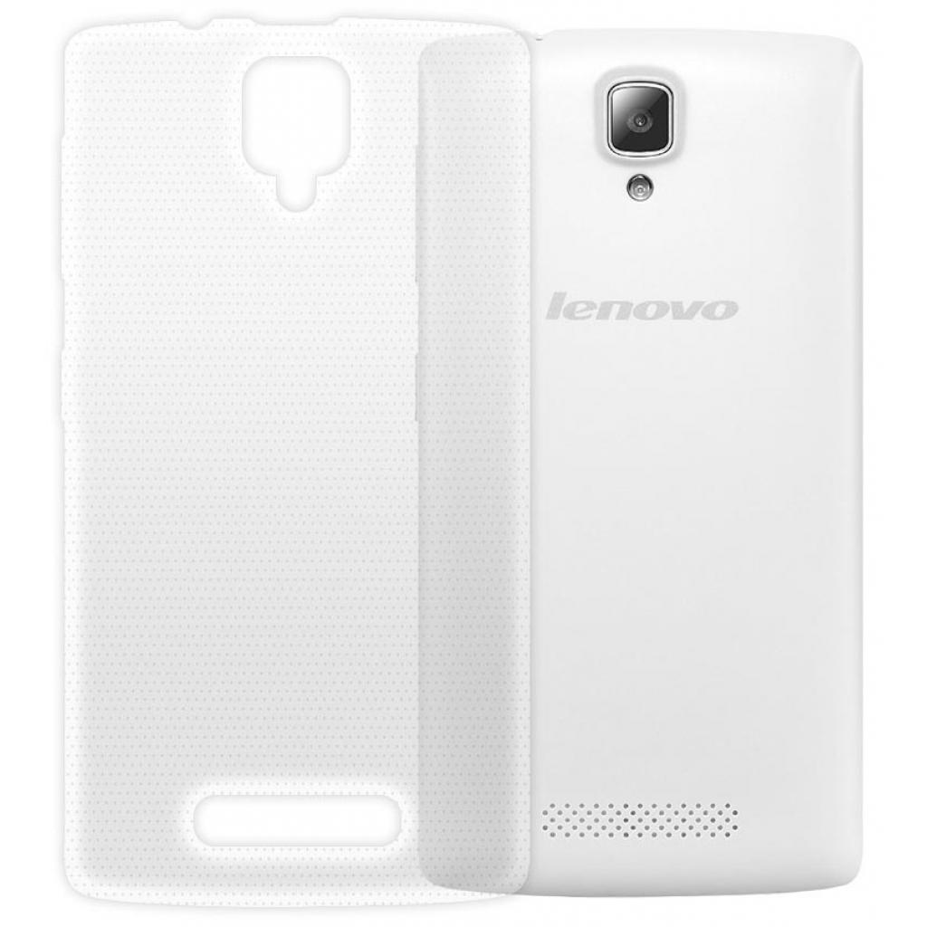 Чехол для моб. телефона GLOBAL для Lenovo A1000 (светлый) (1283126468506)