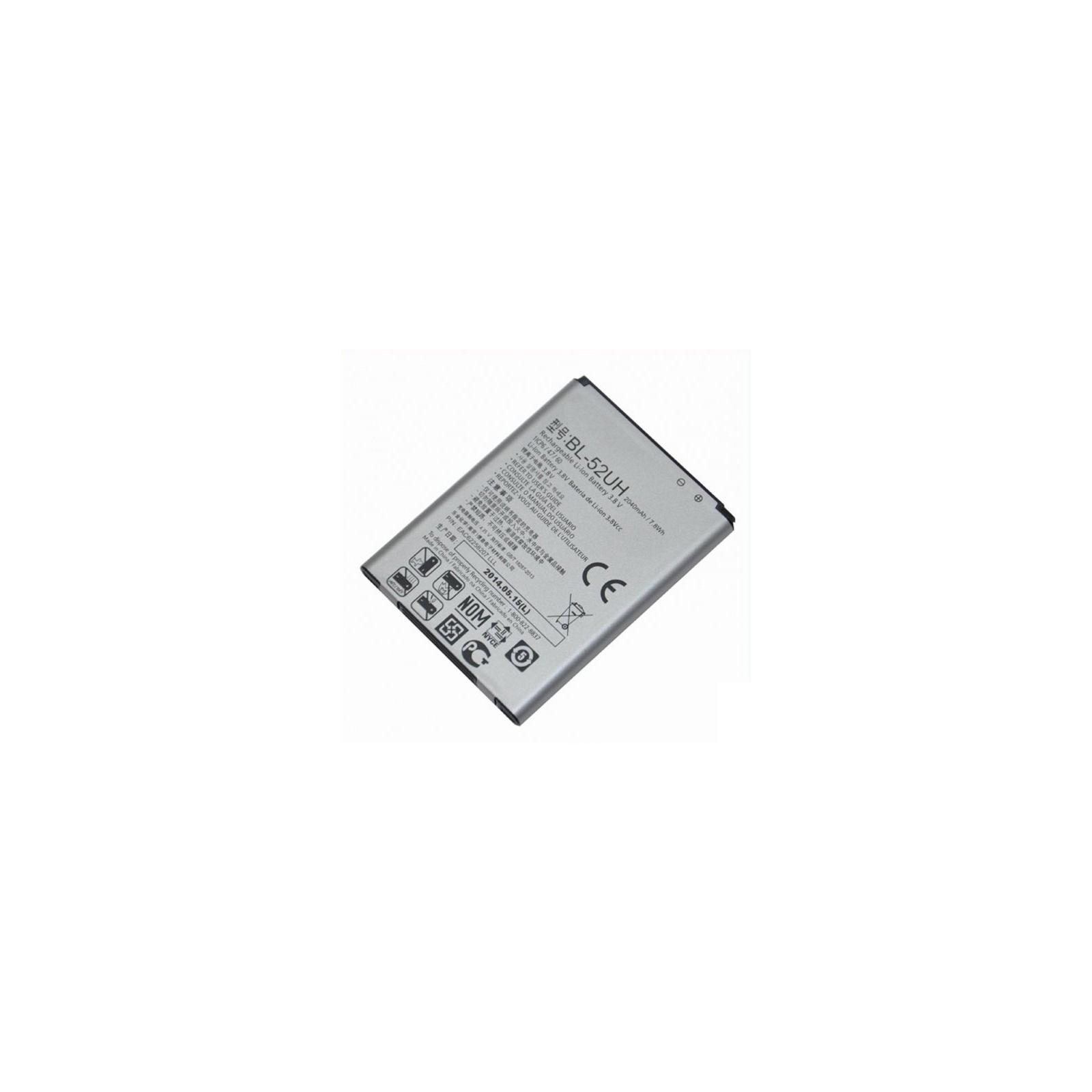Аккумуляторная батарея LG for L65/L70/Spirit/D280/D285/D320/D325/H222 (BL-52UH / 37273)