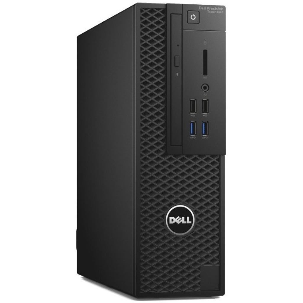 Компьютер Dell Precision Tower 3420 (210-AFLH A2) изображение 3