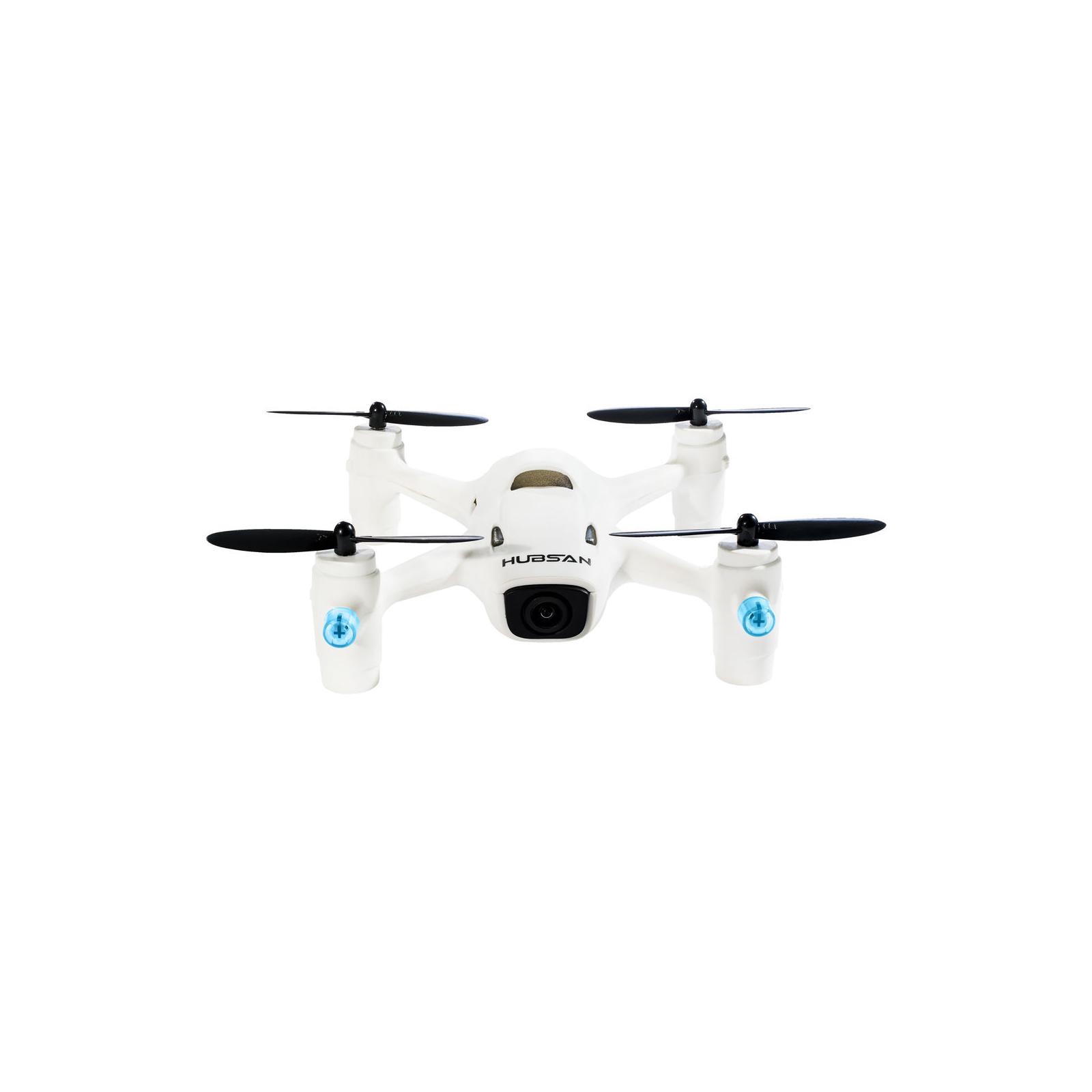 Квадрокоптер Hubsan H107C+ X4 2.4ГГц 4CH RC белый (H107C+ White HD Camera) изображение 5