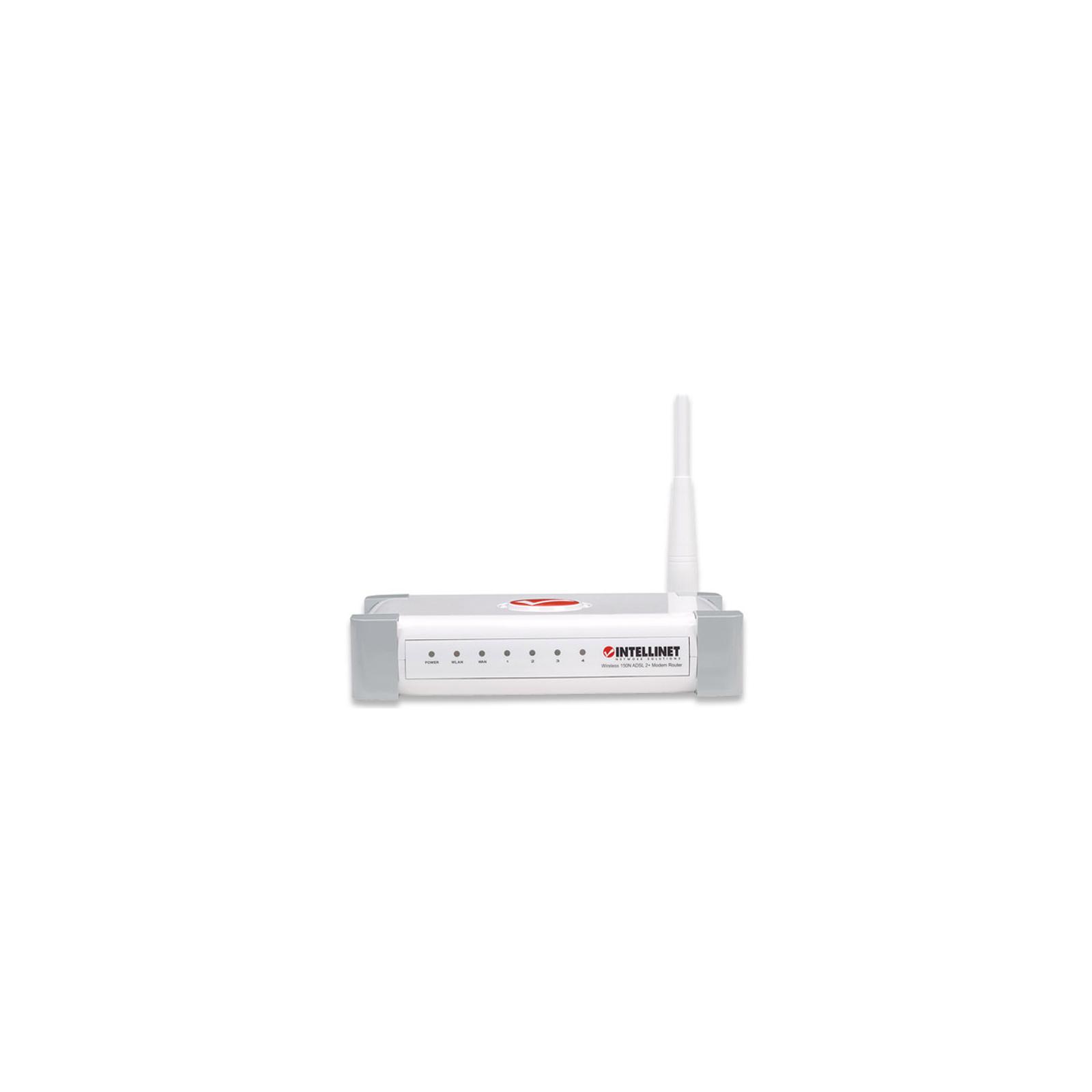 Маршрутизатор Intellinet 150N ADSL2+ Modem Router изображение 2