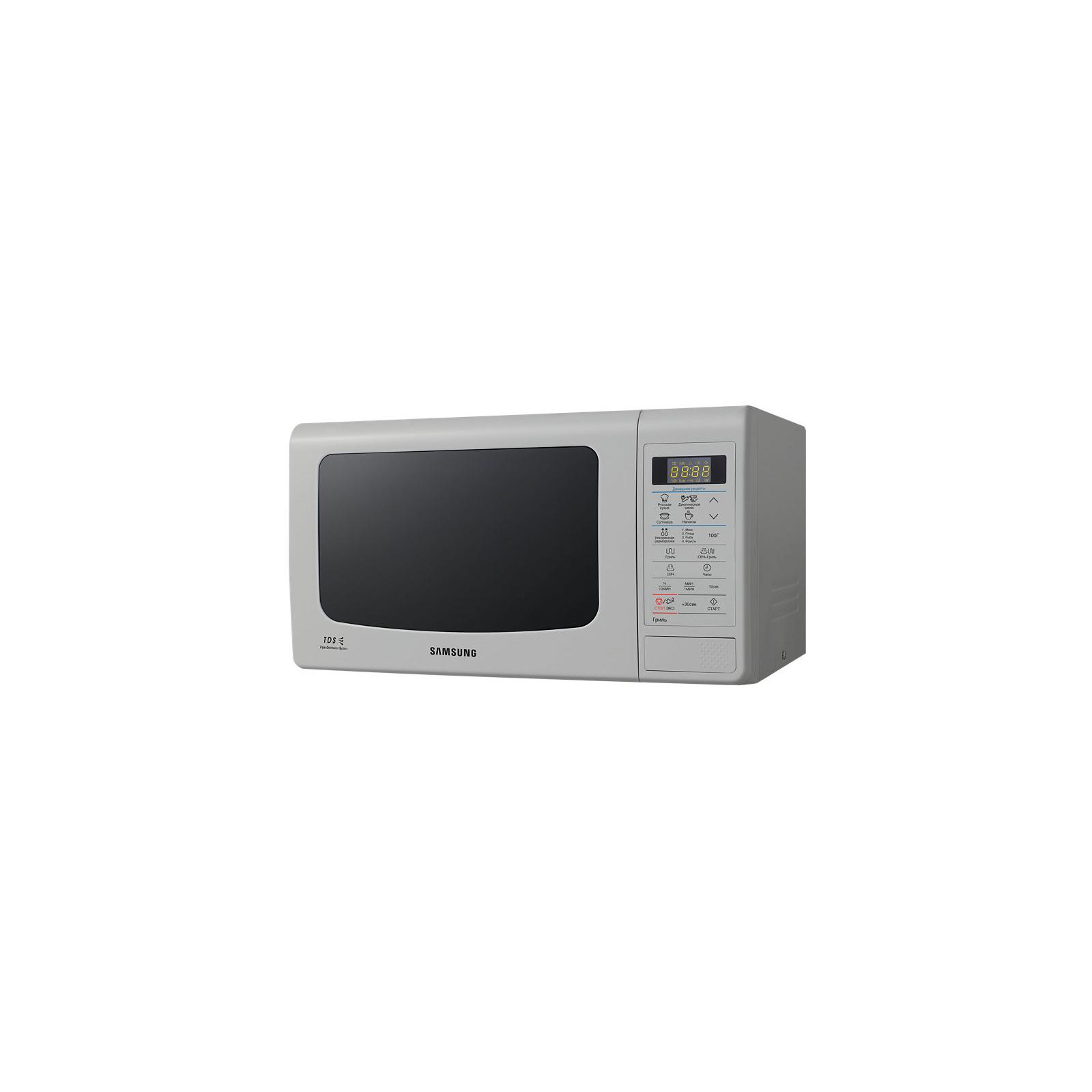 Микроволновая печь Samsung GE 83 KRS-3/BW (GE83KRS-3/BW) изображение 2