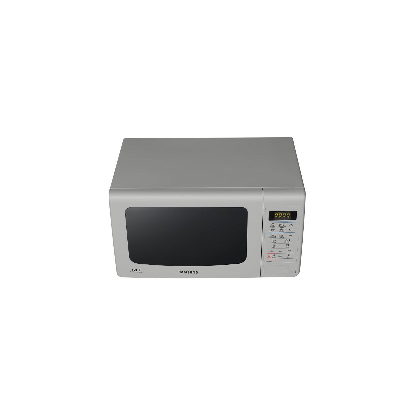 Микроволновая печь Samsung GE 83 KRS-3/BW (GE83KRS-3/BW) изображение 3