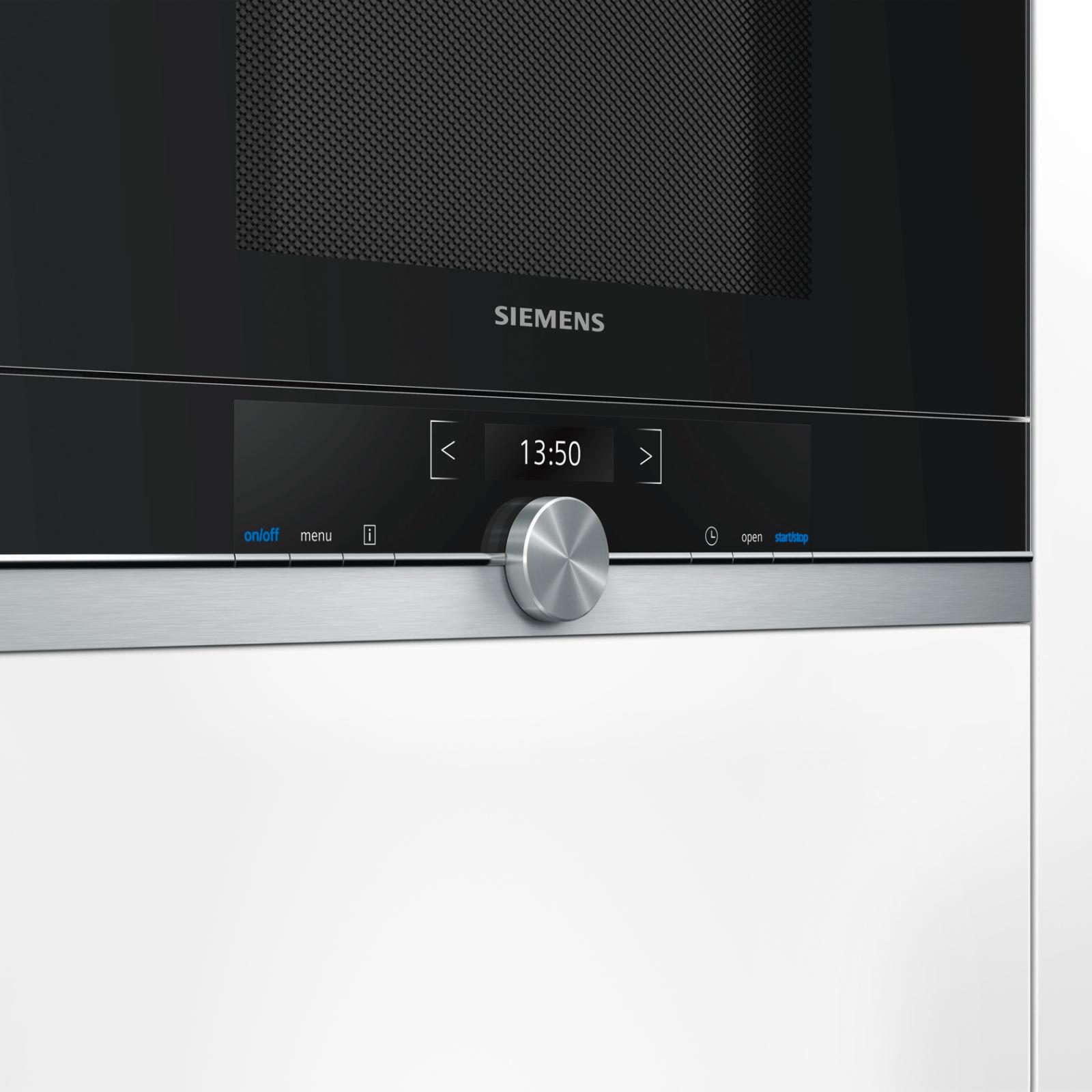 Микроволновая печь Siemens BE 634 LGS1 (BE634LGS1) изображение 2