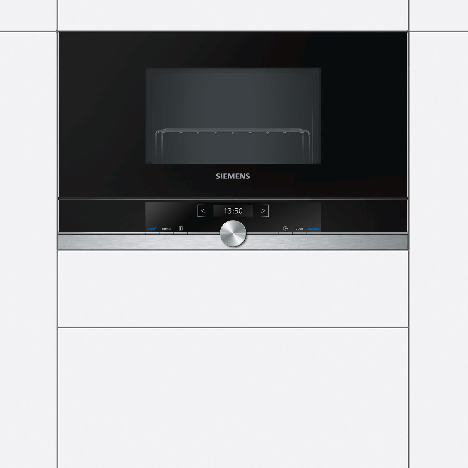 Микроволновая печь Siemens BE 634 LGS1 (BE634LGS1) изображение 3