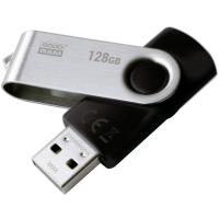 USB флеш накопитель GOODRAM 128GB UTS2 Twister Black USB 2.0 (UTS2-1280K0R11)