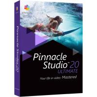 ПО для мультимедиа Corel Pinnacle Studio 20 Ultimate ML RU/EN for Windows (PNST20ULMLEU)