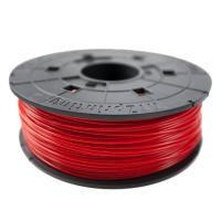 Пластик для 3D-принтера XYZprinting ABS 1.75мм/0.6кг Filament, Red (for da Vinci) (RF10BXEU04H)