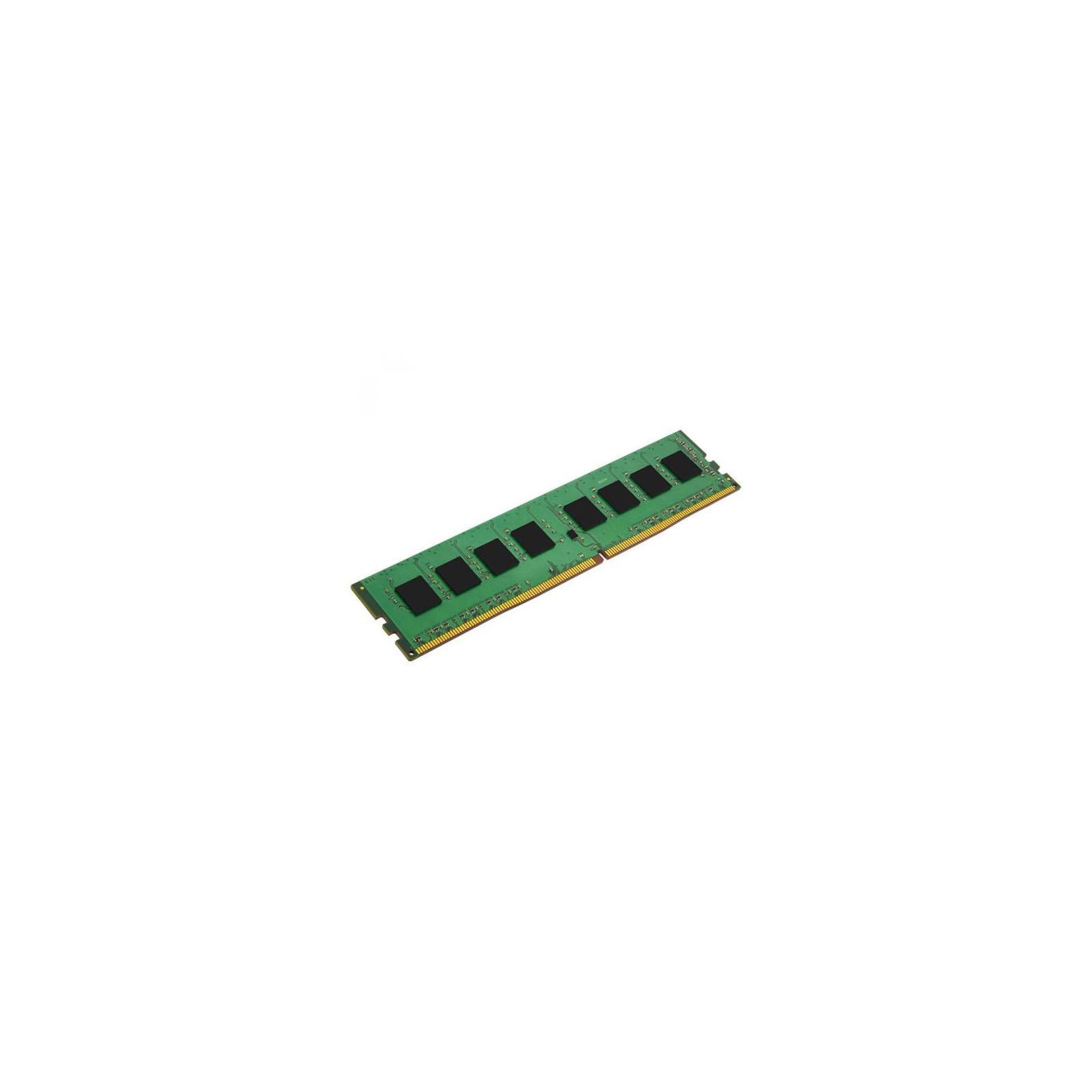 Модуль памяти для сервера DDR4 8GB ECC UDIMM 2400MHz 1Rx8 1.2V CL17 Kingston (KTD-PE424E/8G)