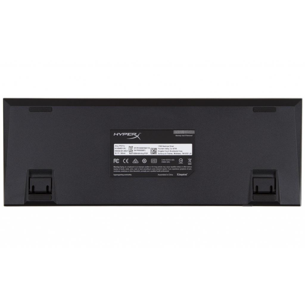Клавиатура HyperX Alloy FPS Pro (HX-KB4RD1-RU/R1) изображение 7