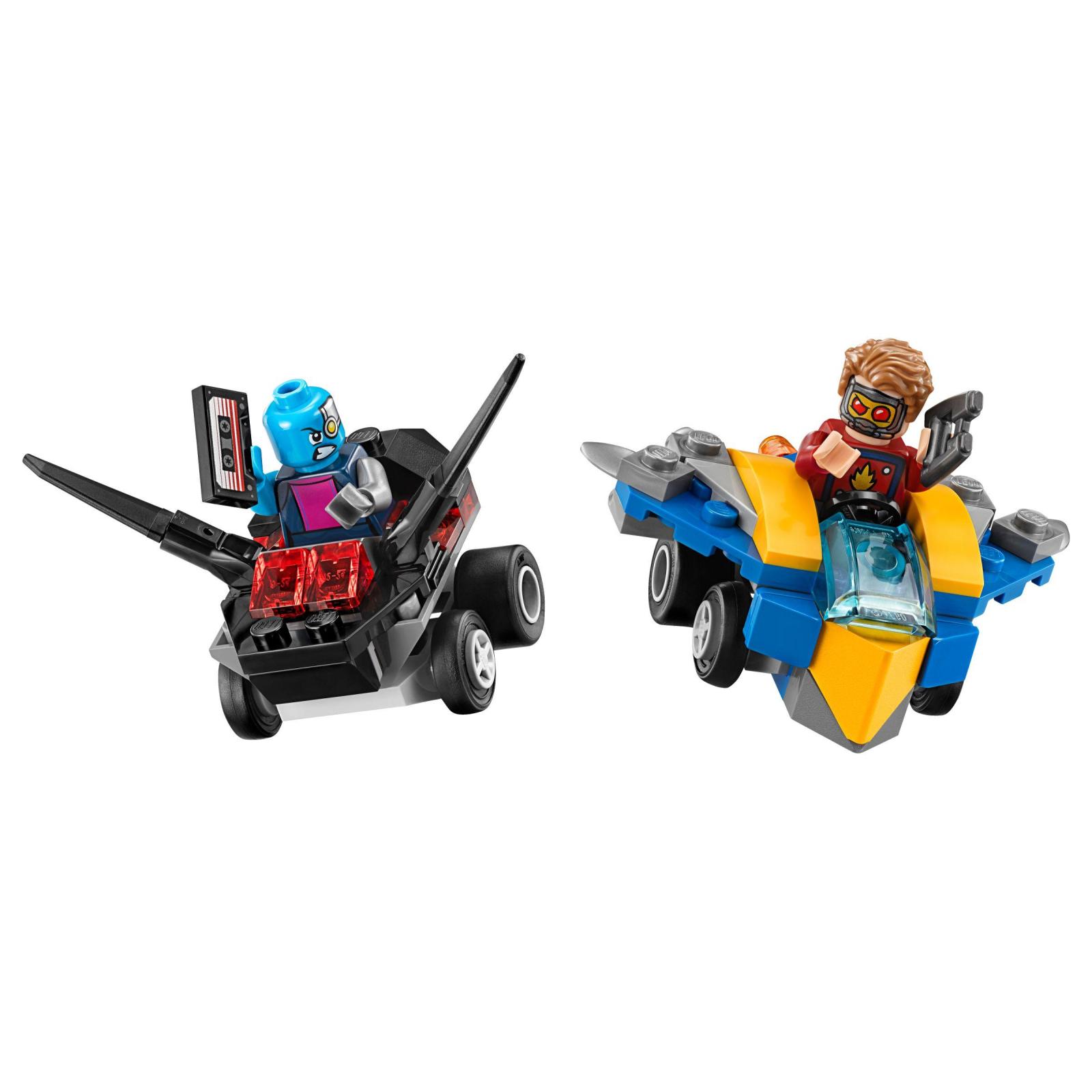 Конструктор LEGO Super Heroes Mighty Micros: Звездный лорд против Небулы (76090) изображение 2