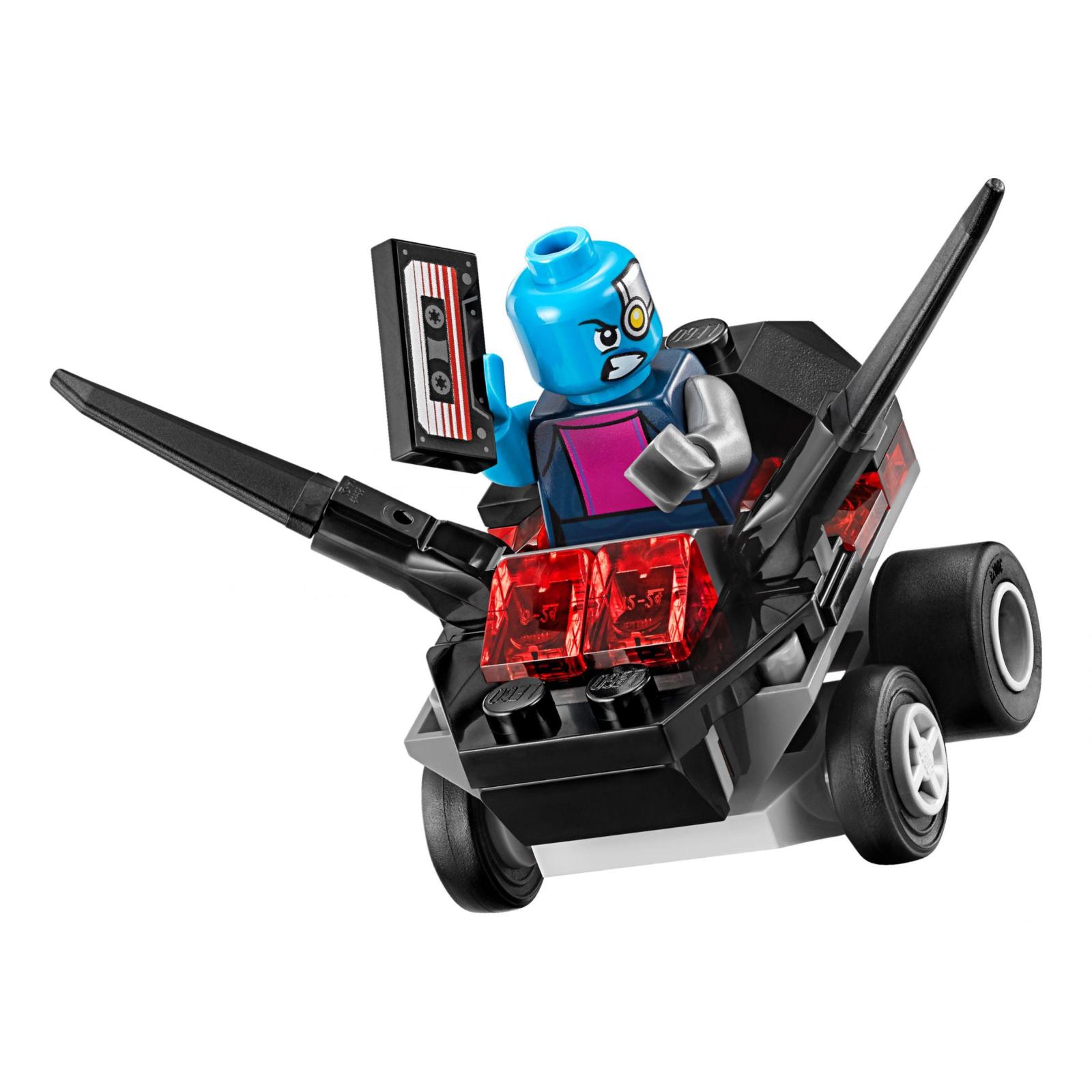Конструктор LEGO Super Heroes Mighty Micros: Звездный лорд против Небулы (76090) изображение 3
