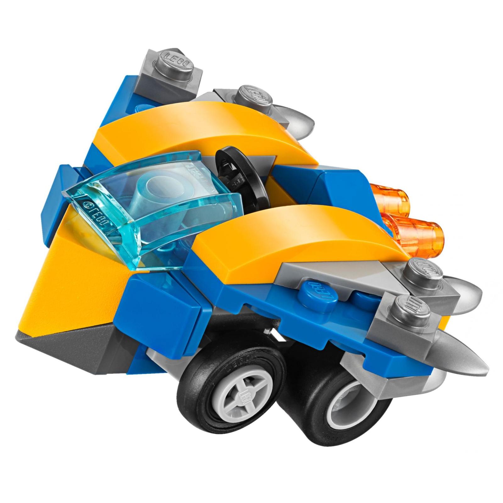 Конструктор LEGO Super Heroes Mighty Micros: Звездный лорд против Небулы (76090) изображение 6
