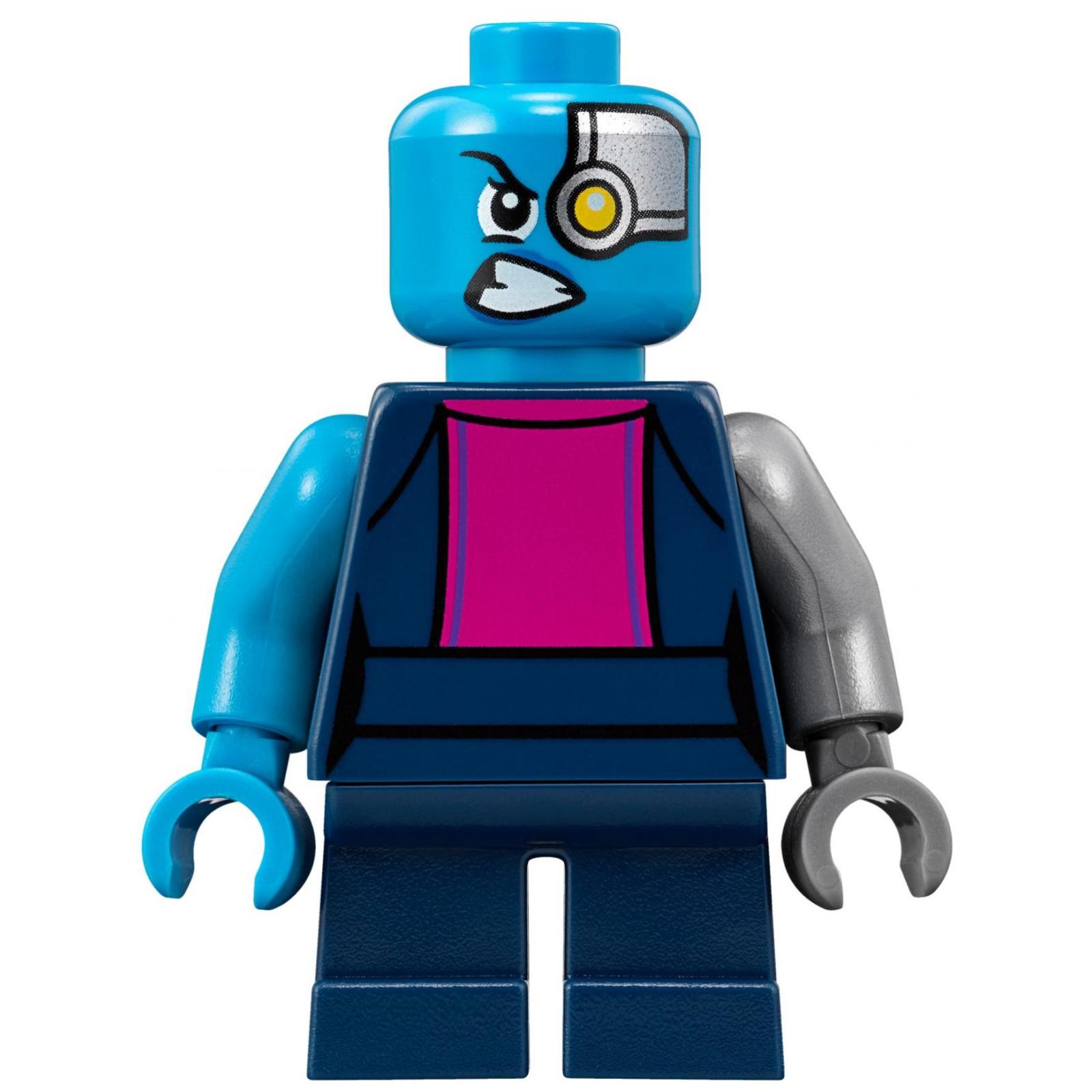 Конструктор LEGO Super Heroes Mighty Micros: Звездный лорд против Небулы (76090) изображение 7