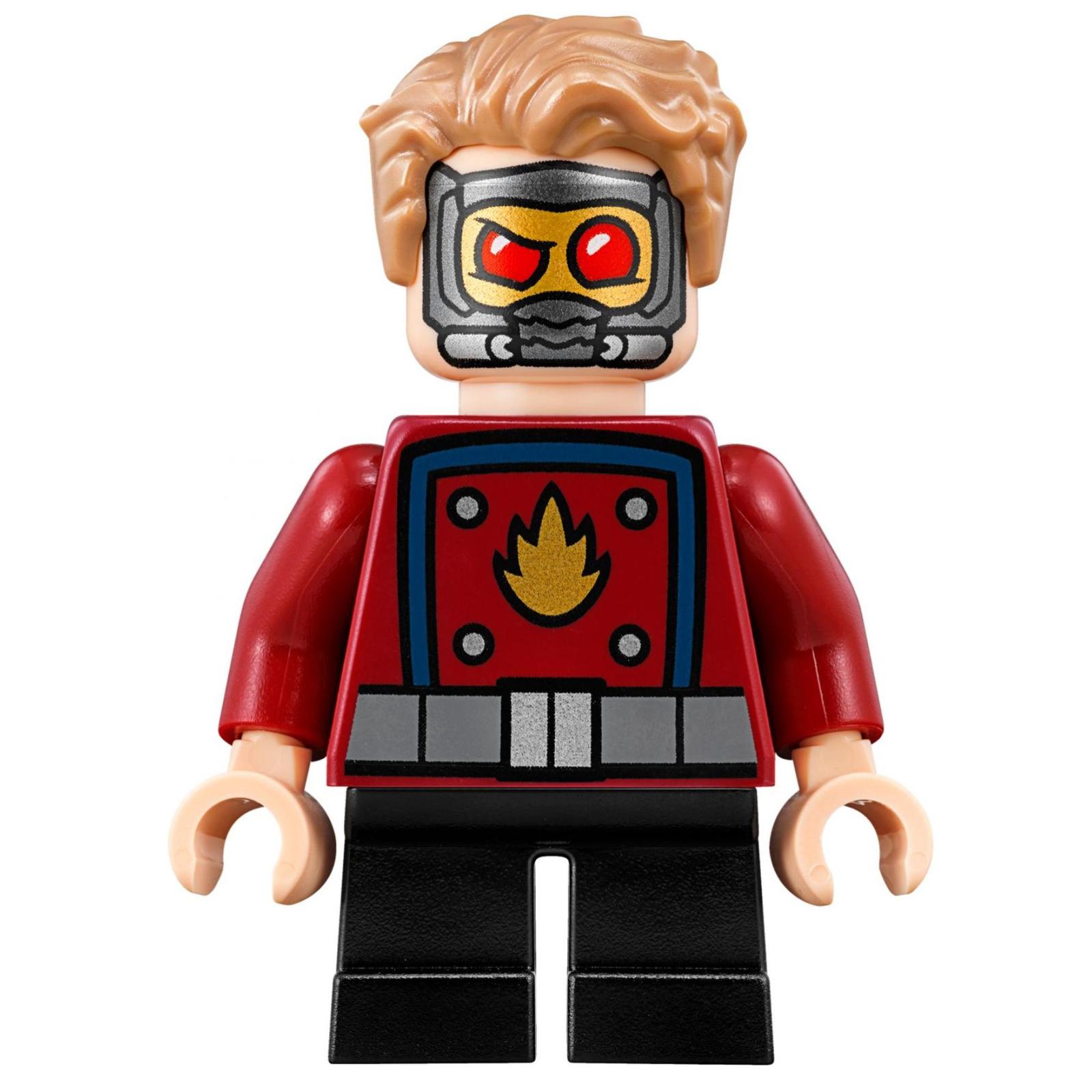 Конструктор LEGO Super Heroes Mighty Micros: Звездный лорд против Небулы (76090) изображение 8