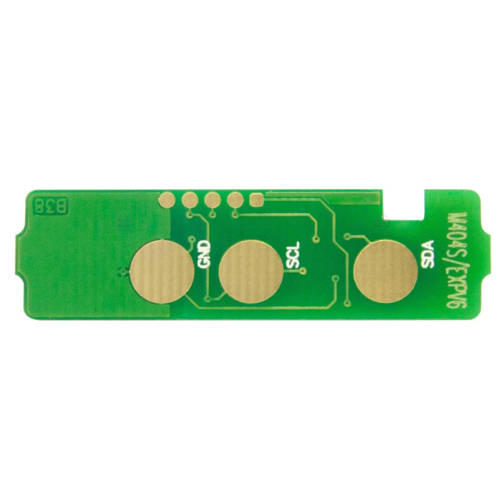 Чип для картриджа Samsung SL-C430W/С480W (1К) Yellow BASF (BASF-CH-Y404S) изображение 2