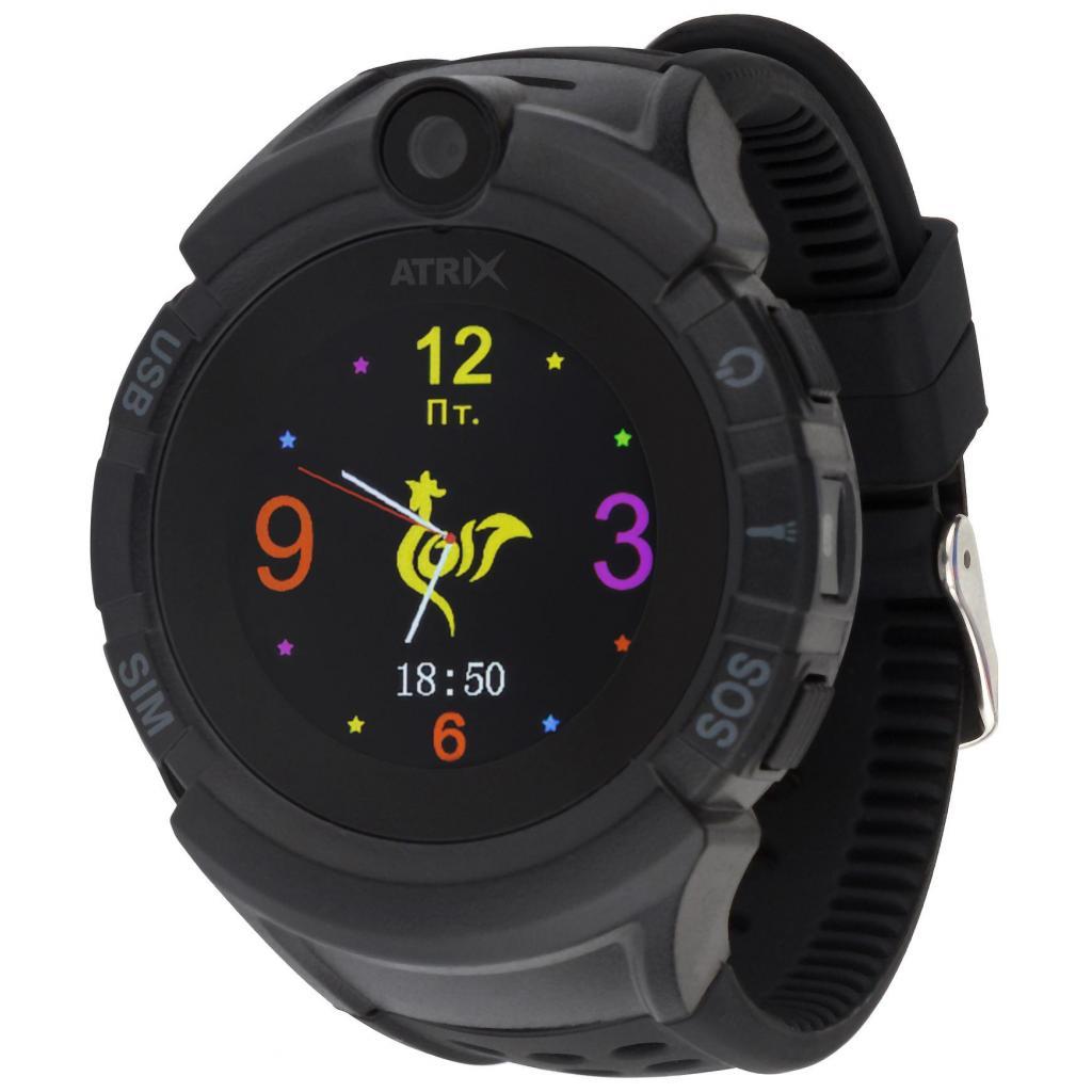 Смарт-годинник ATRIX iQ700 GPS Black ціни в Києві та Українi ... cbd727bc8d160