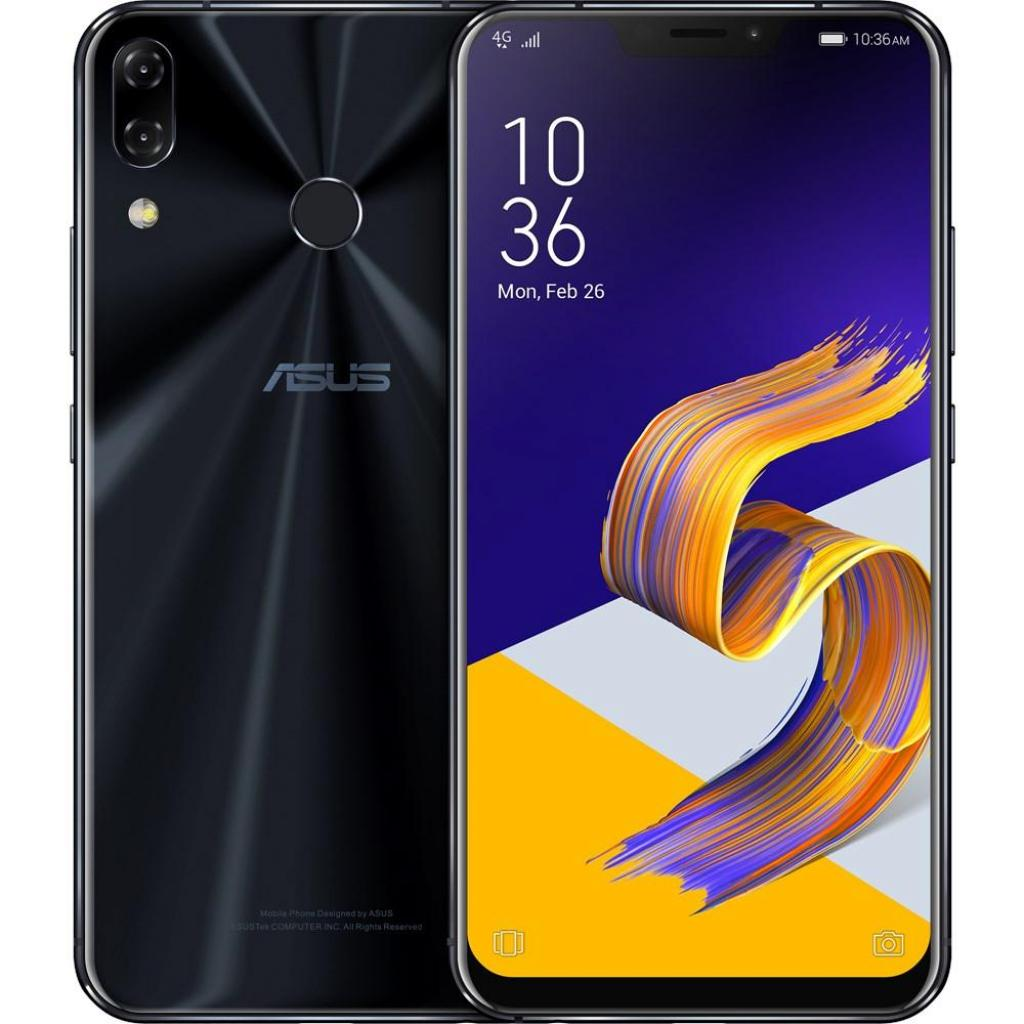 Мобильный телефон ASUS Zenfone 5 4/64Gb ZE620KL Midnight Blue (ZE620KL-1A012WW) изображение 4