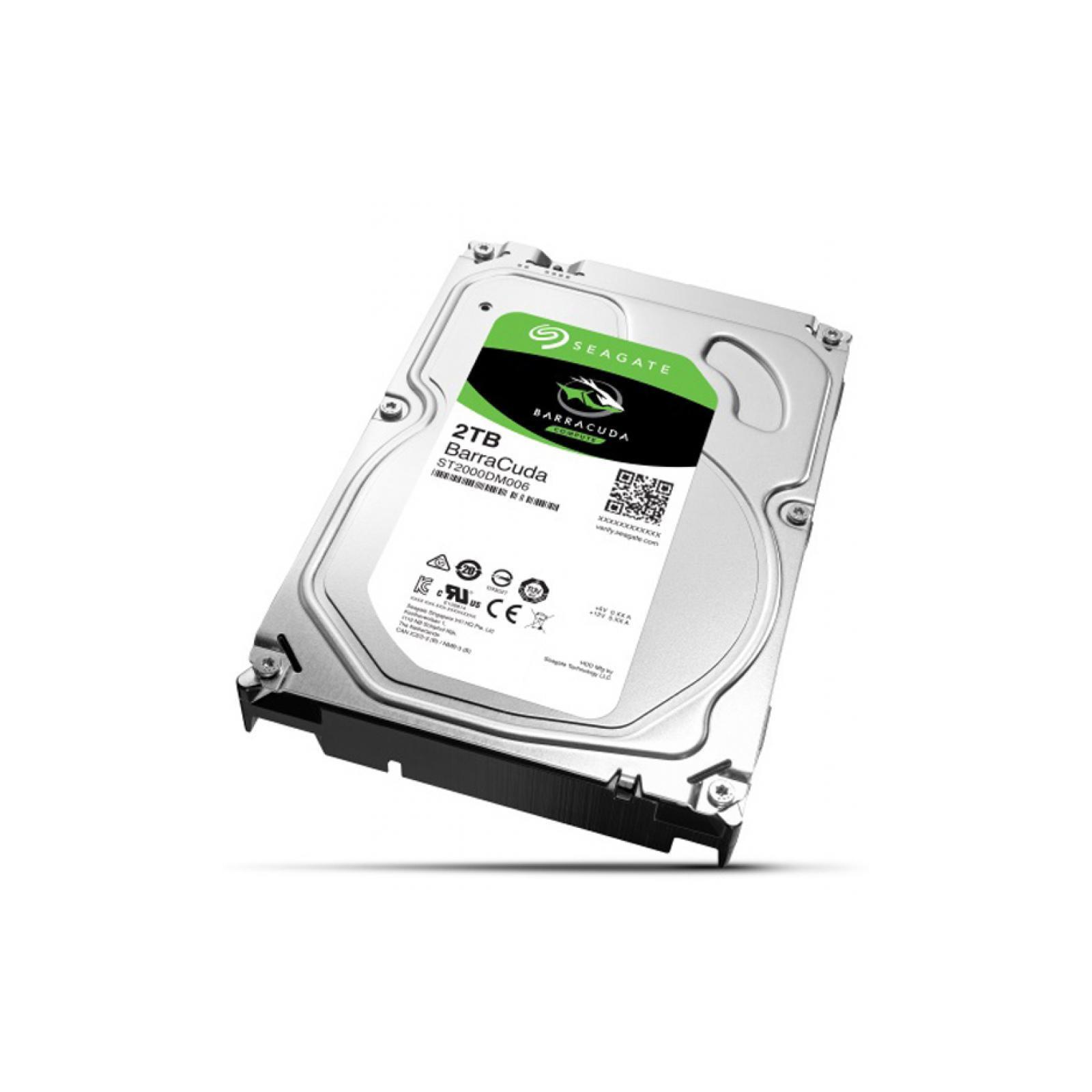 """Жесткий диск 3.5"""" 2TB Seagate (# ST2000DM006-FR#) изображение 4"""